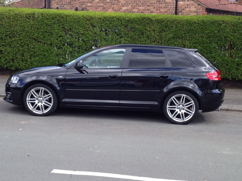 2005 Audi A3 sportback (8p) - pictures, information and ...
