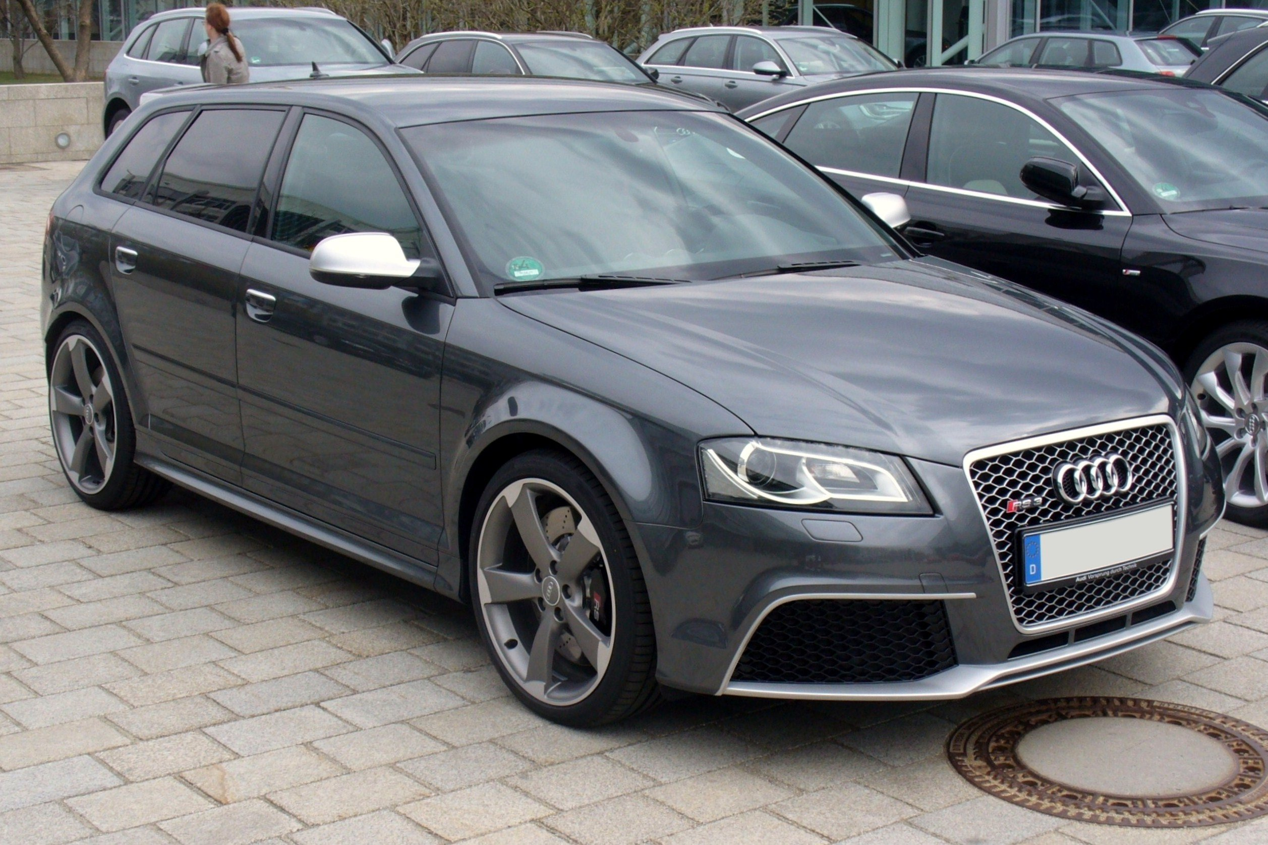 2005 Audi A3 sportback (8p) – pictures, information and ...