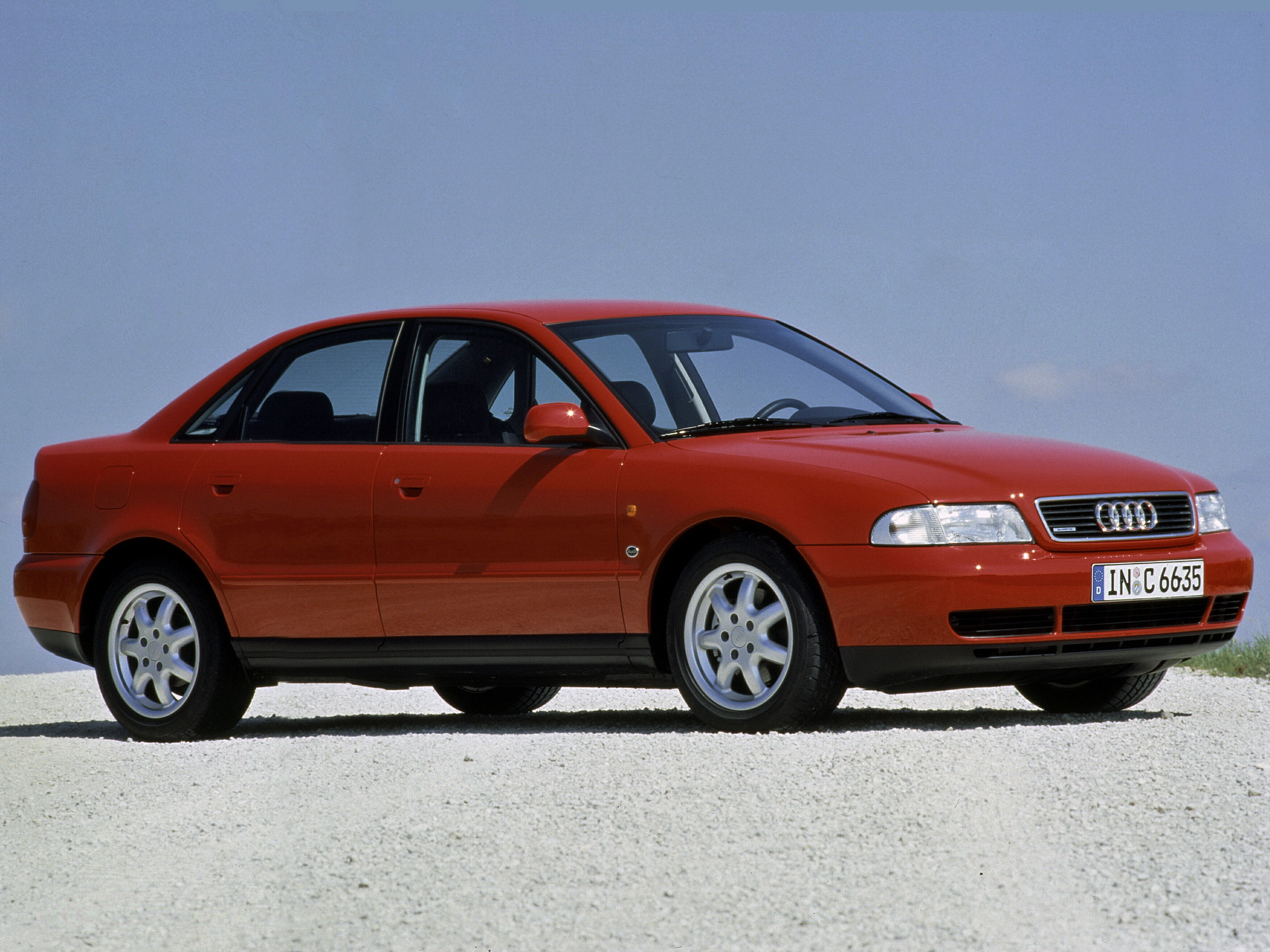 1994 Audi A4 8db5 Pictures Information And Specs Auto