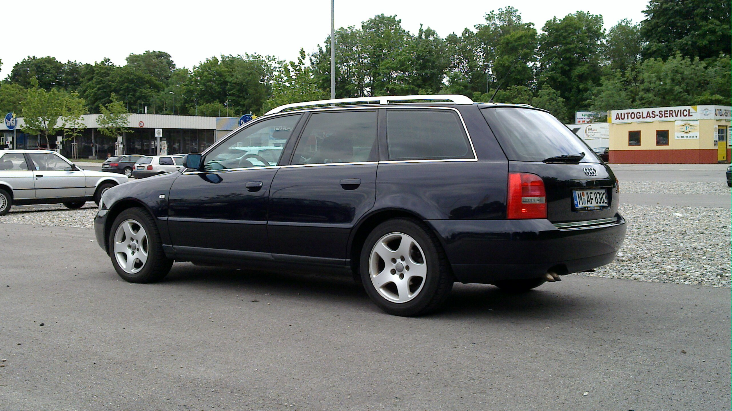 2000 Audi A4 avant (8d,b5) – pictures, information and specs - Auto