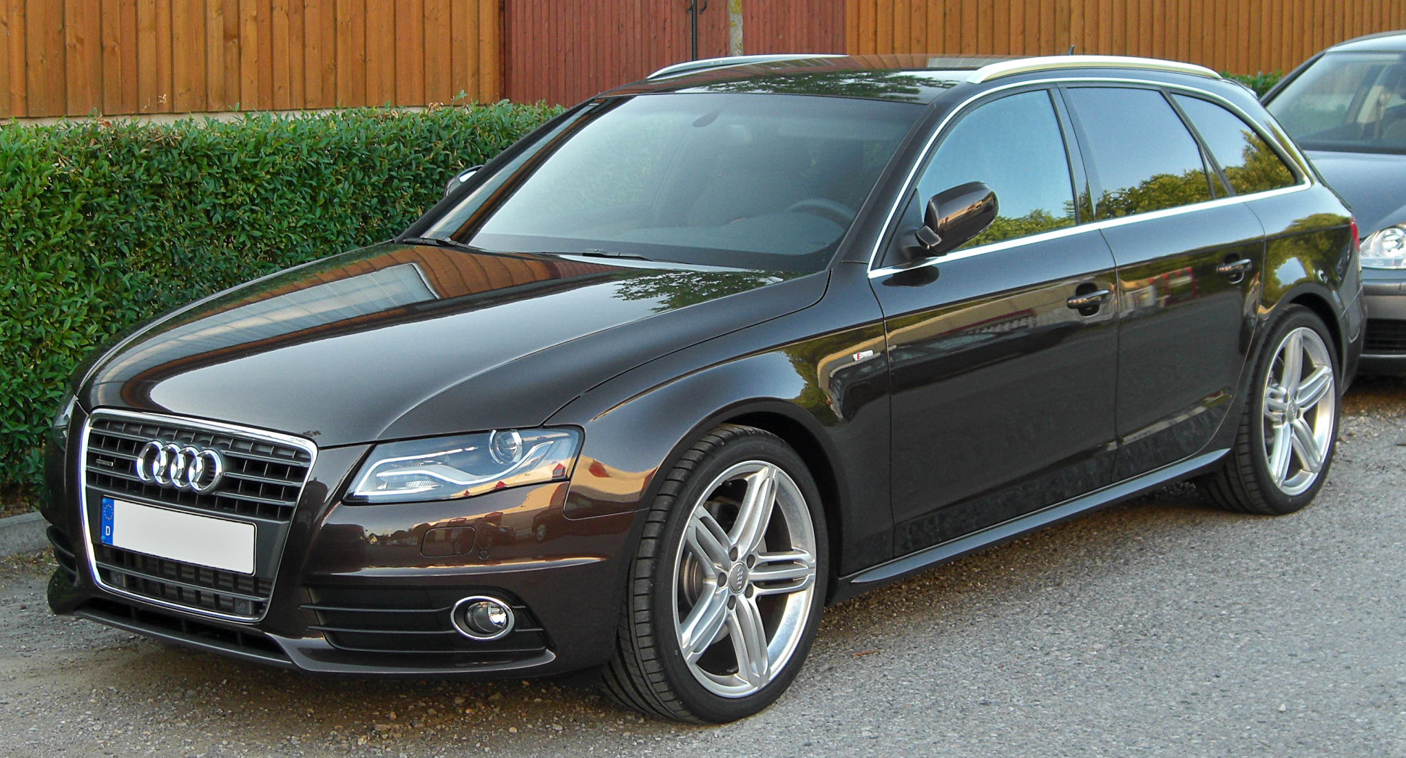 2008 audi a4 avant b8 pictures information and specs auto. Black Bedroom Furniture Sets. Home Design Ideas