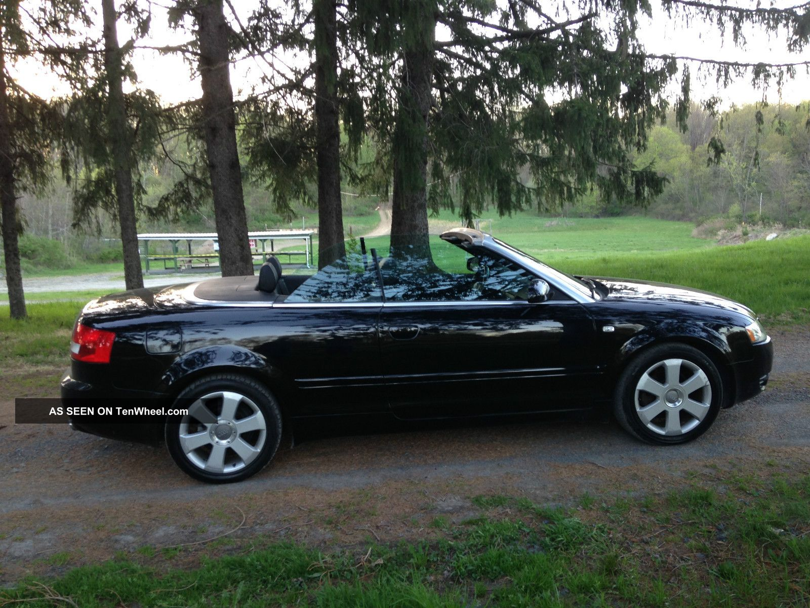 2003 audi a4 cabriolet pictures information and specs auto. Black Bedroom Furniture Sets. Home Design Ideas