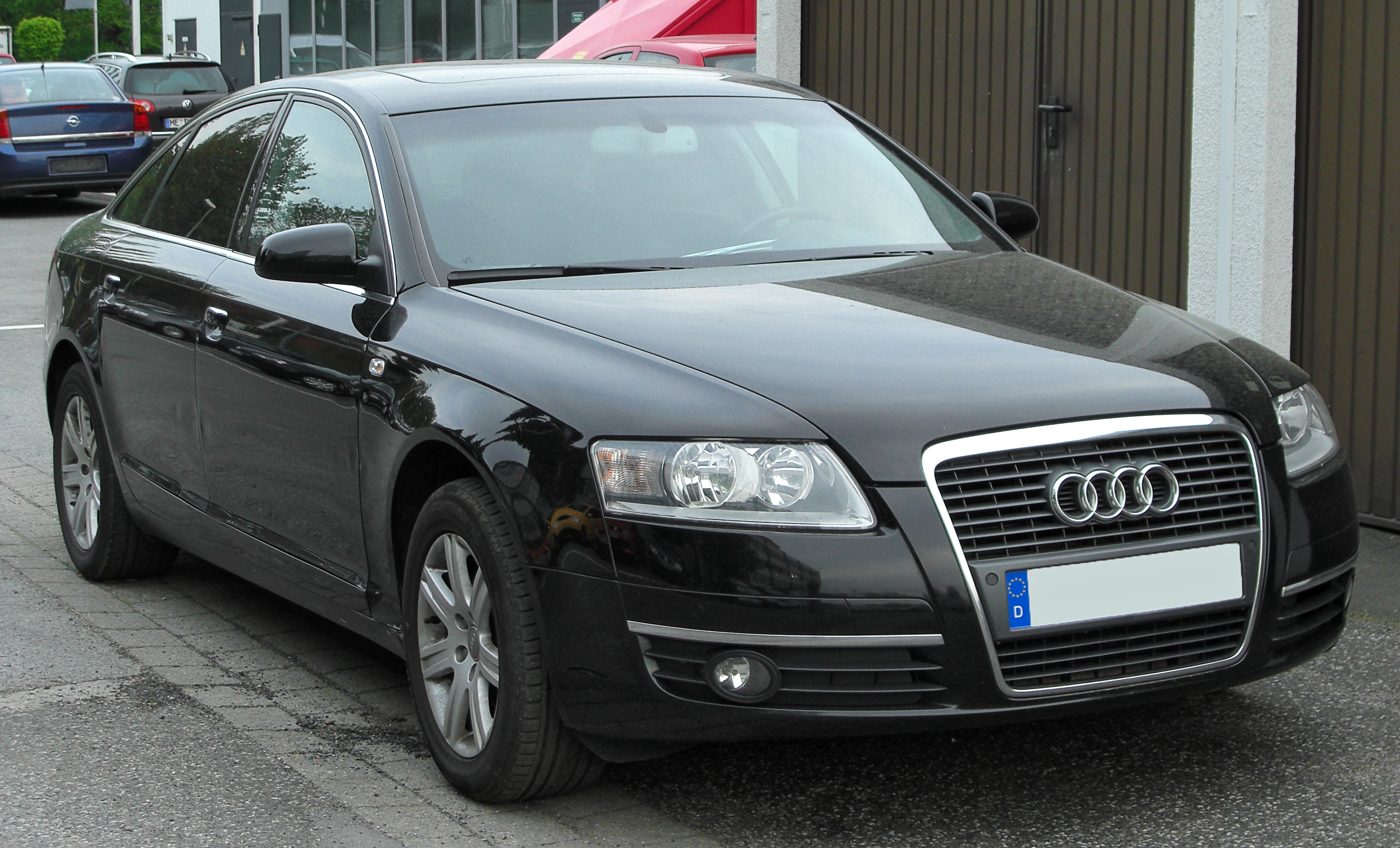 2007 audi a6 4f c6 pictures information and specs. Black Bedroom Furniture Sets. Home Design Ideas