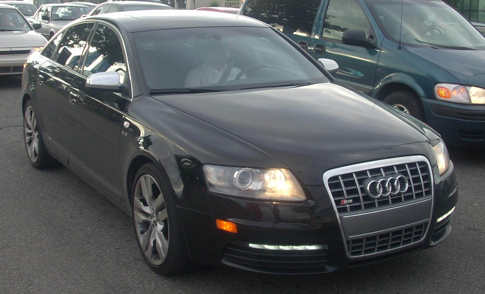 2005 Audi A6 Avant 4f C6 Pictures Information And