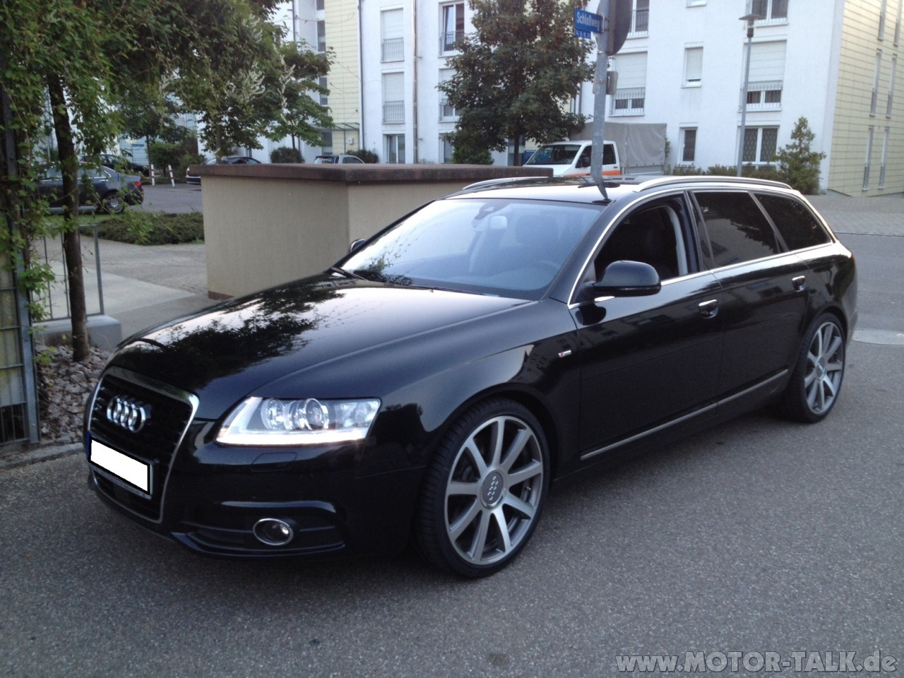 2014 audi a6 avant 4f c6 pictures information and. Black Bedroom Furniture Sets. Home Design Ideas