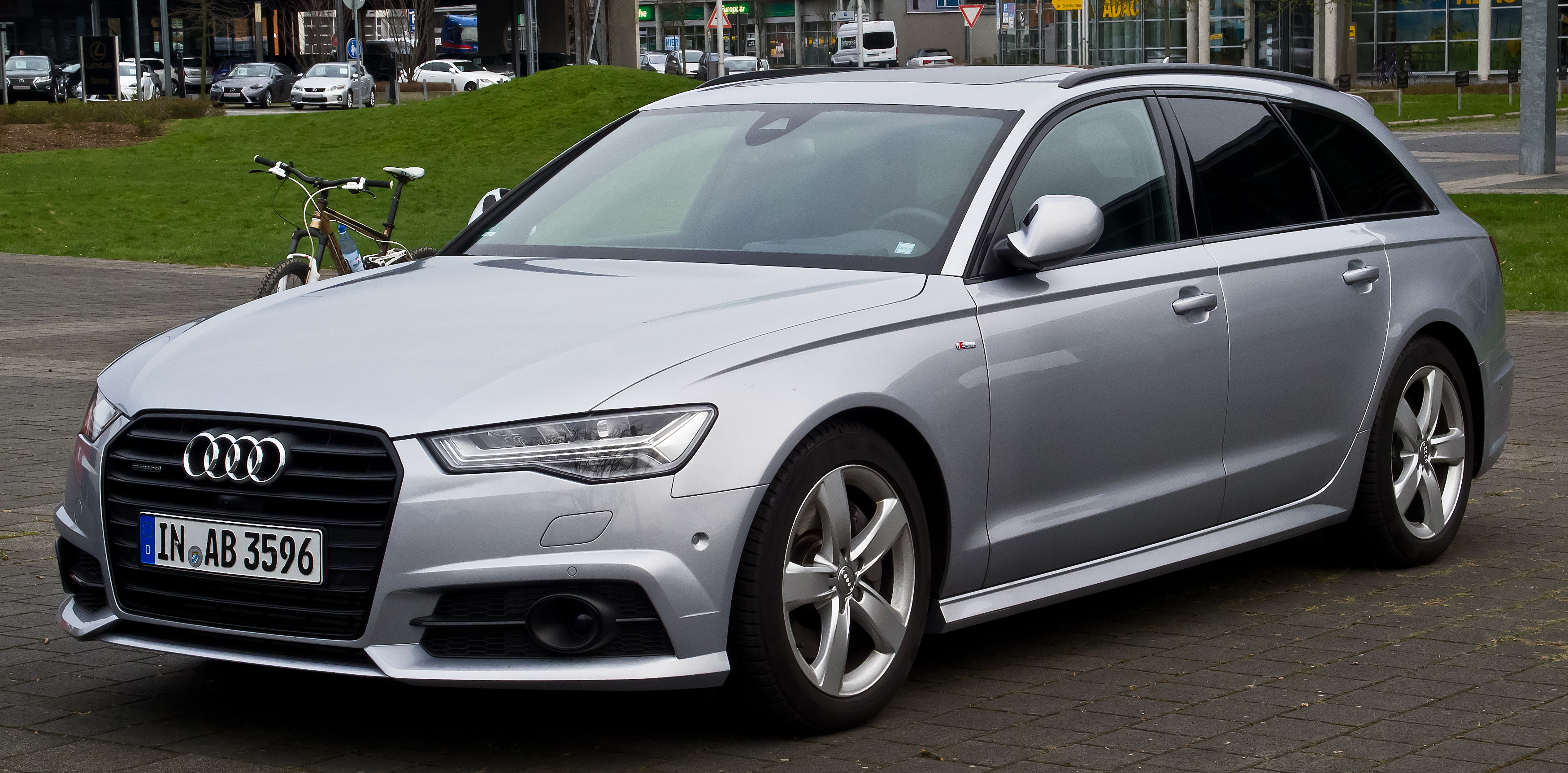 2015 audi a6 avant c7 pictures information and specs. Black Bedroom Furniture Sets. Home Design Ideas