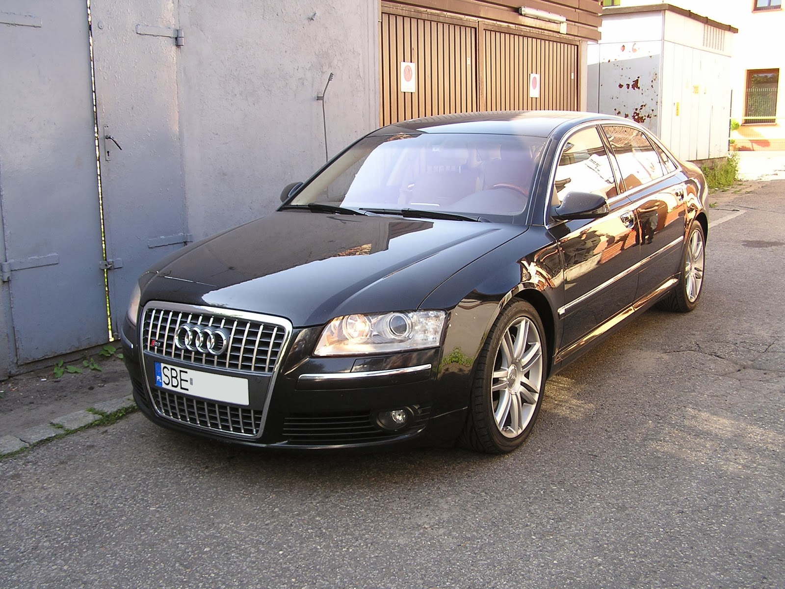 2003 audi a8 long 4e pictures information and specs. Black Bedroom Furniture Sets. Home Design Ideas