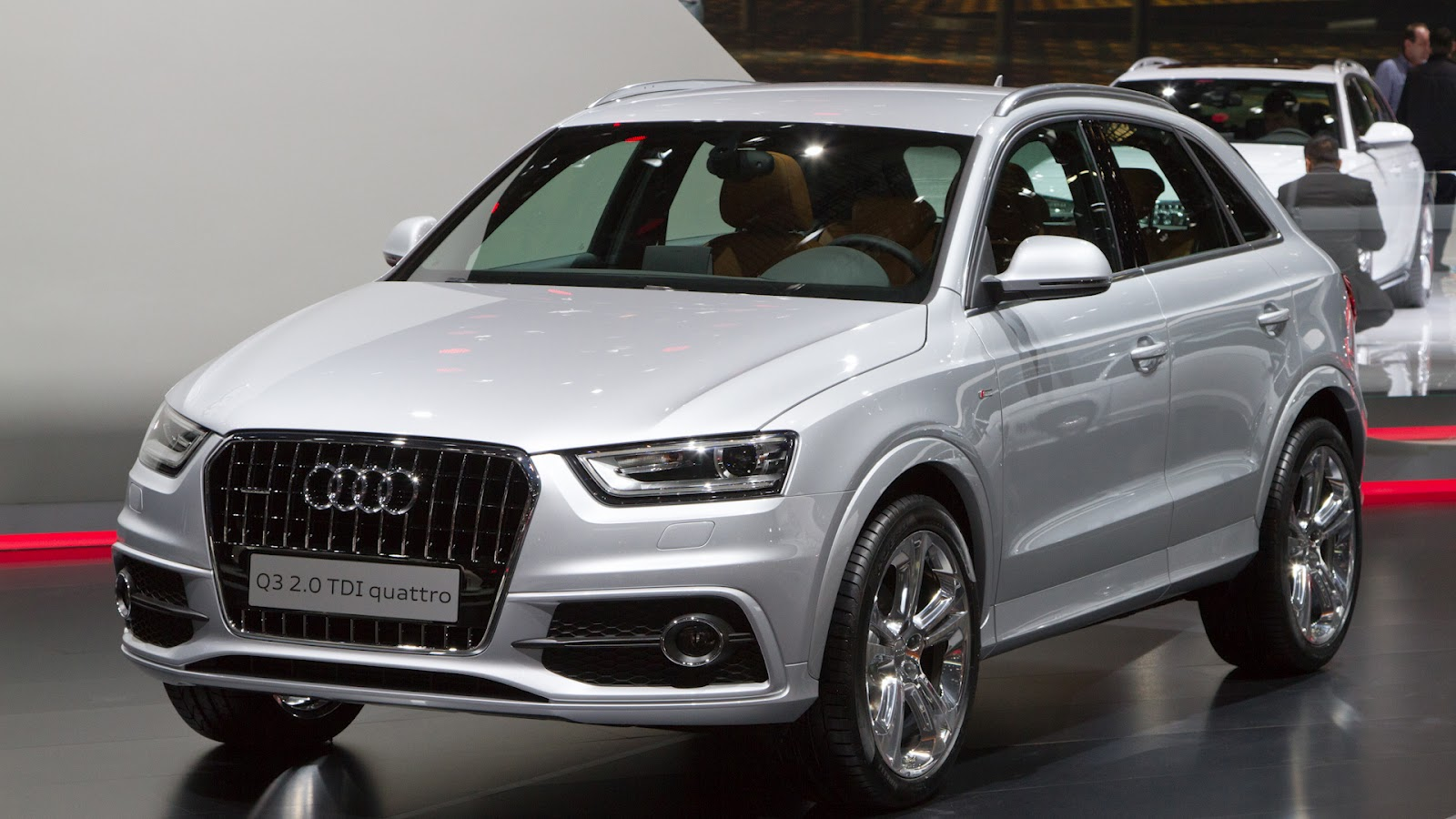 Santa Fe Chevrolet >> 2013 Audi Q3 – pictures, information and specs - Auto-Database.com