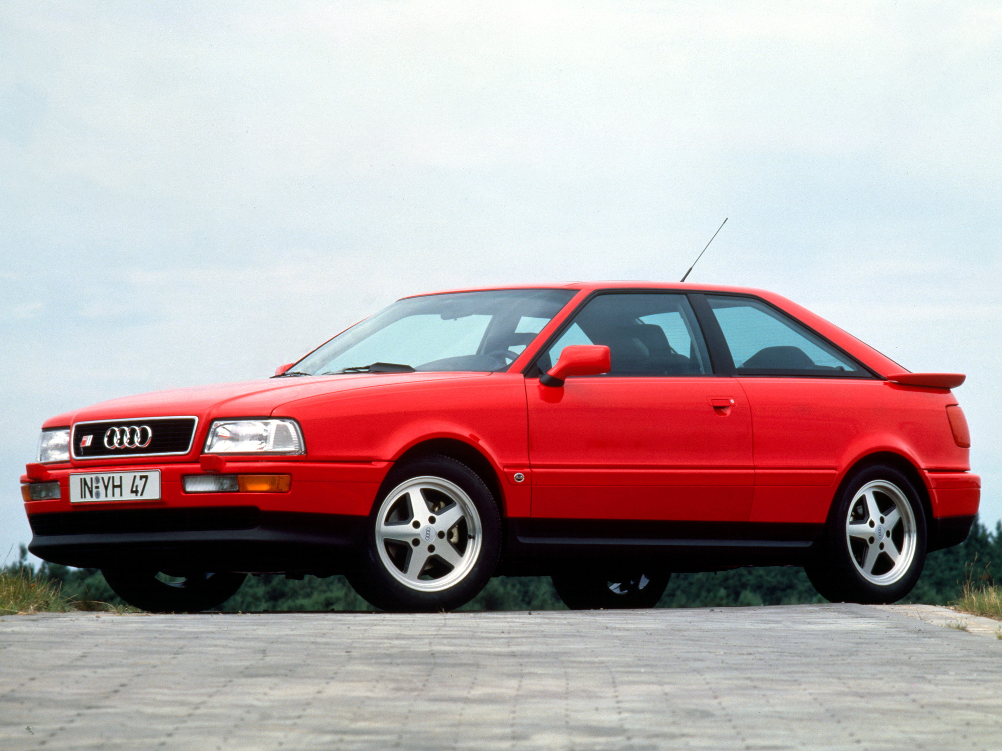1993 Audi S2 coupe - pictures, information and specs ...