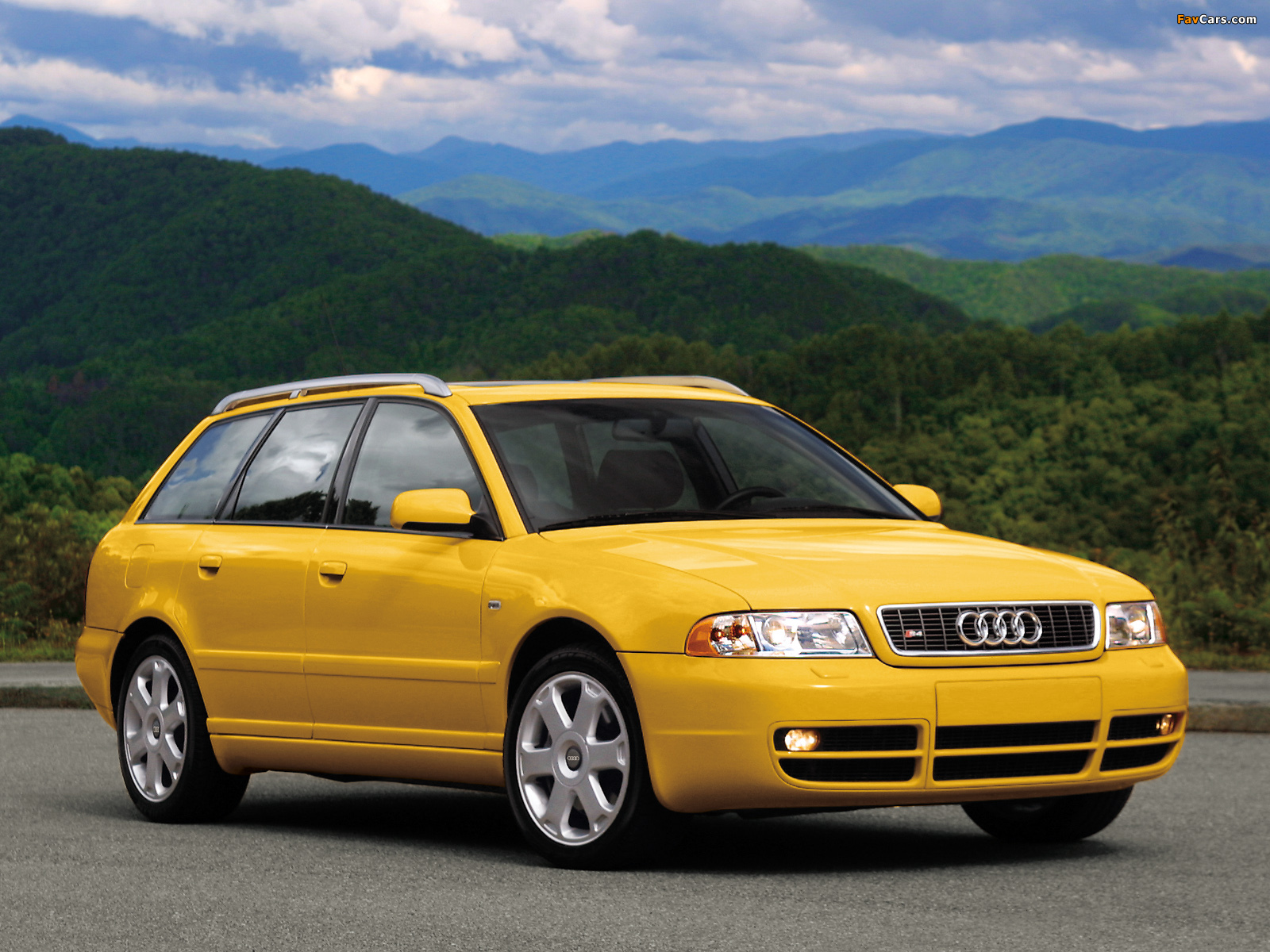 1997 Audi S4 avant (8d,b5) - pictures, information and ...
