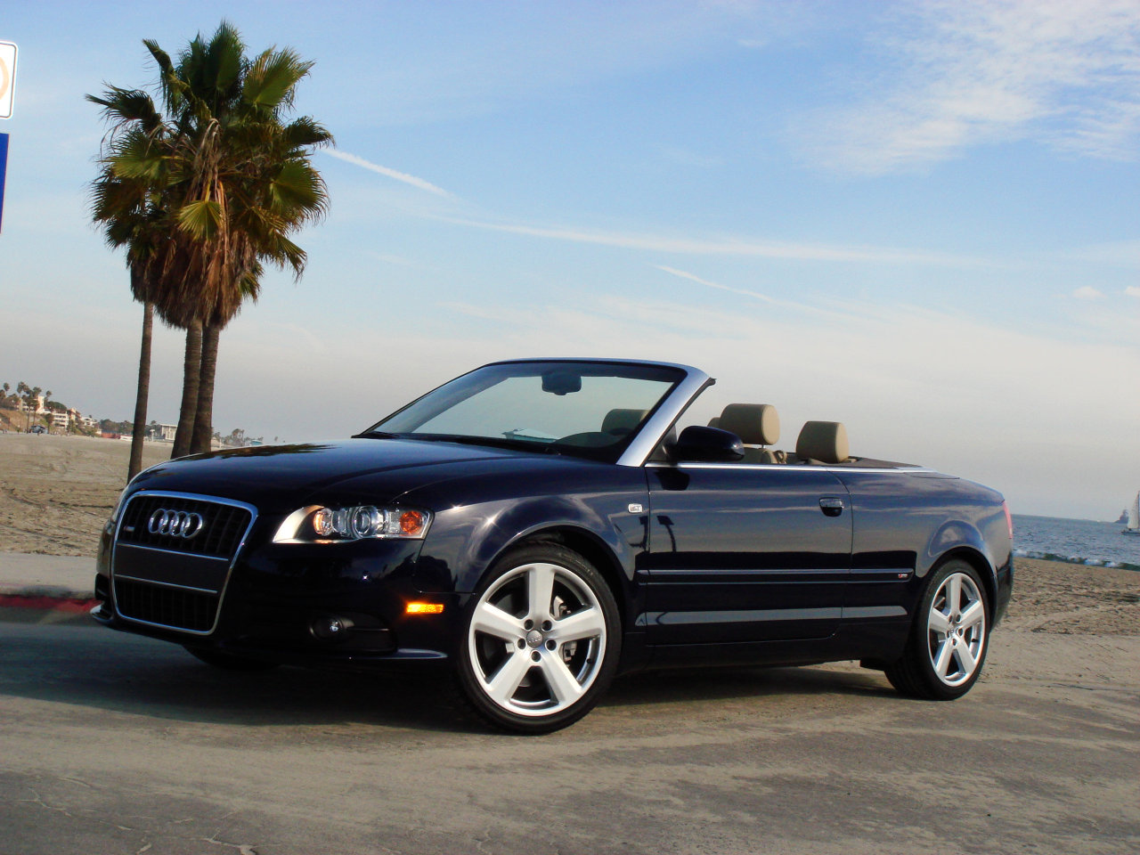 Cars audi s4 cabriolet 2007