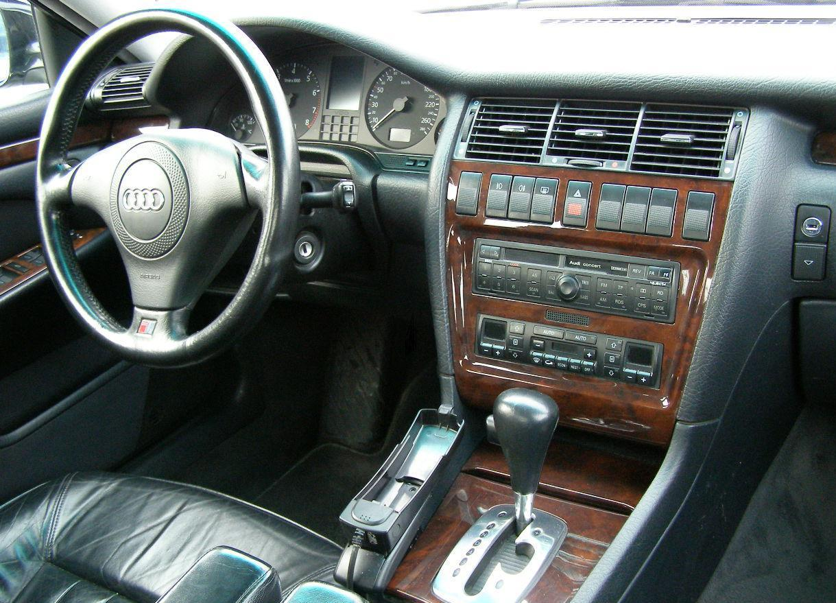 Kekurangan Audi S8 2000 Review