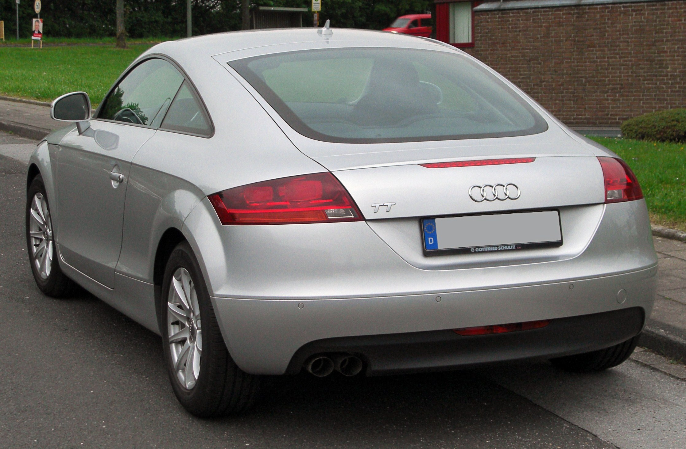 2013 Audi Tt roadster (pq35,36) - pictures, information and specs - Auto-Database.com