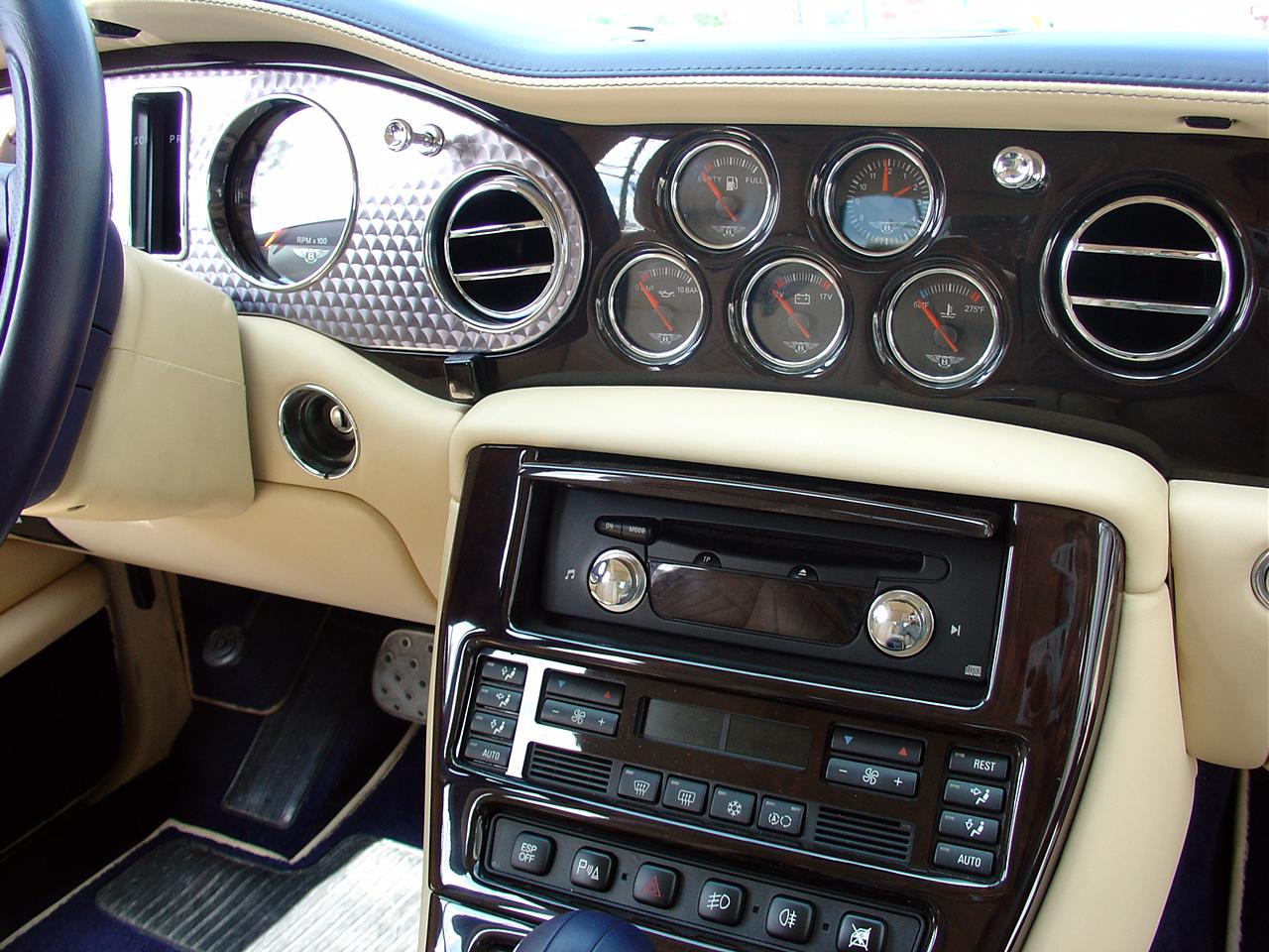 Cars bentley arnage i 2002 #2