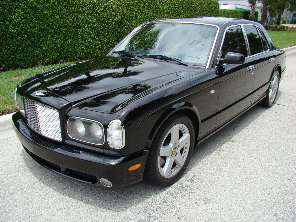 Cars bentley arnage i 2002 #10