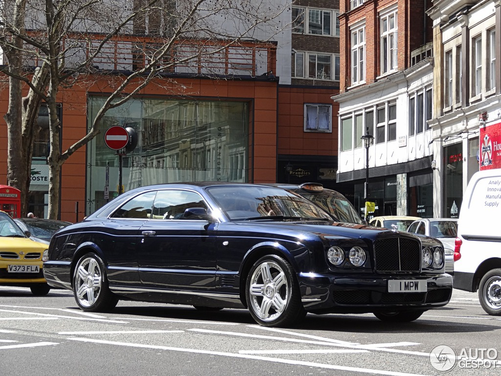 2008 bentley brooklands for sale