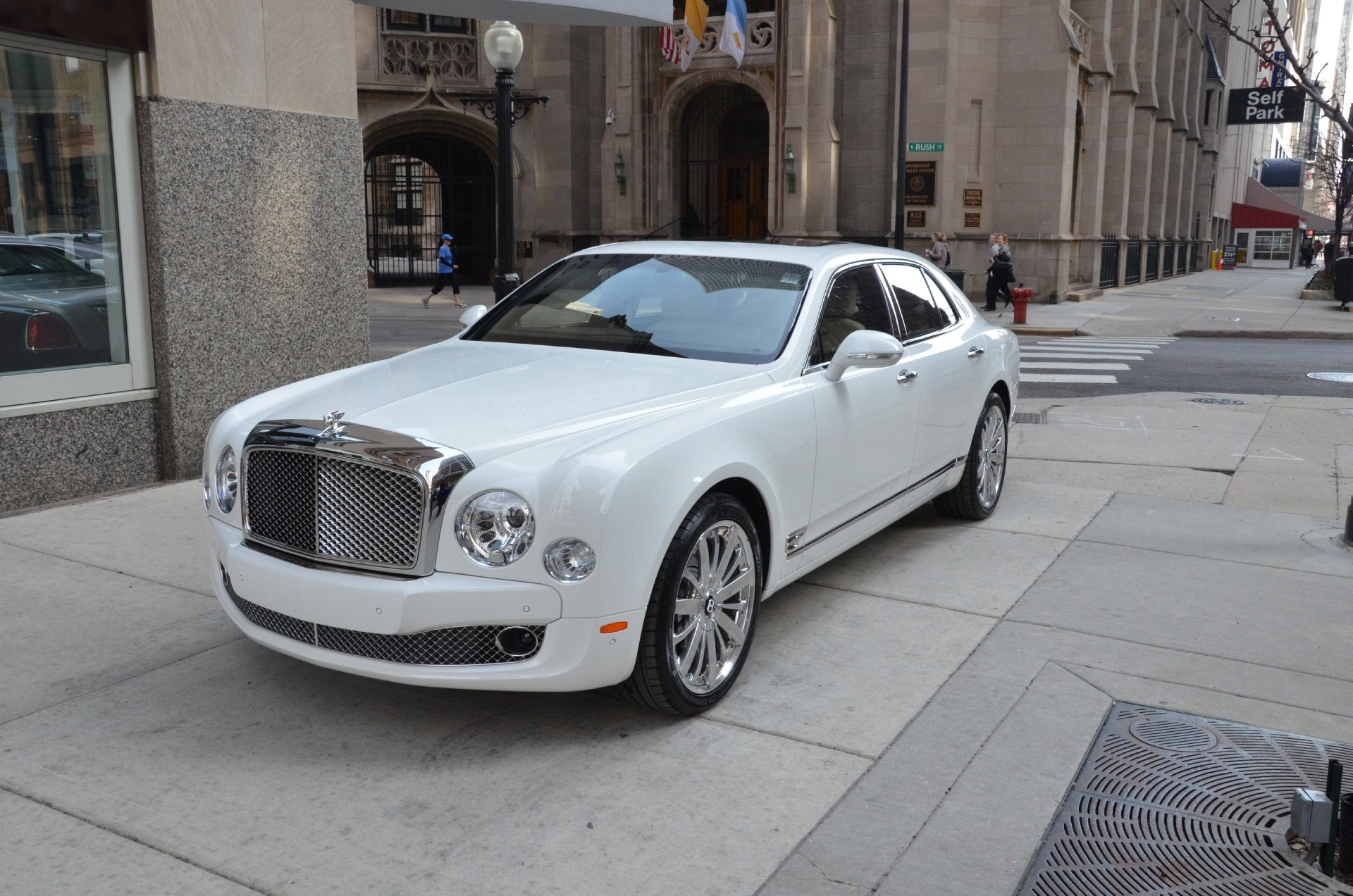 2013 Bentley Mulsanne ii – pictures, information and specs - Auto ...