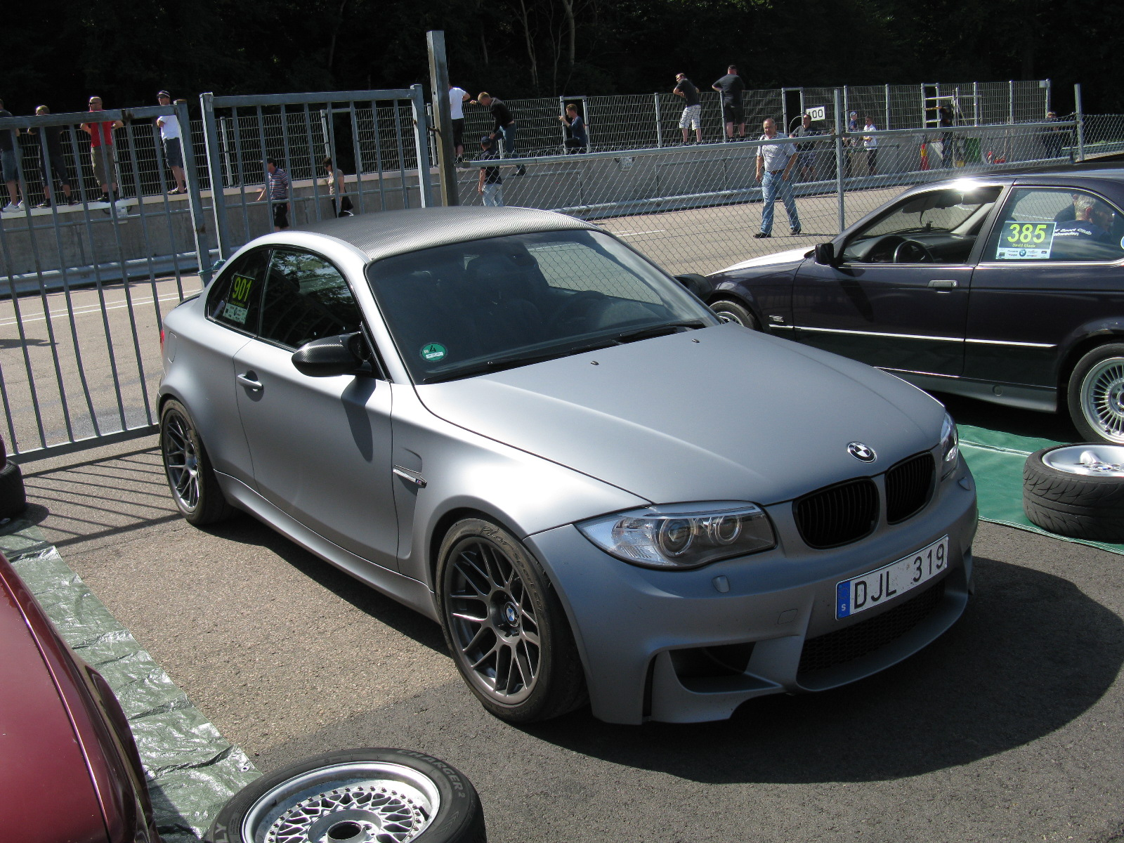 Cars bmw 1er m coupe (e82) 2015