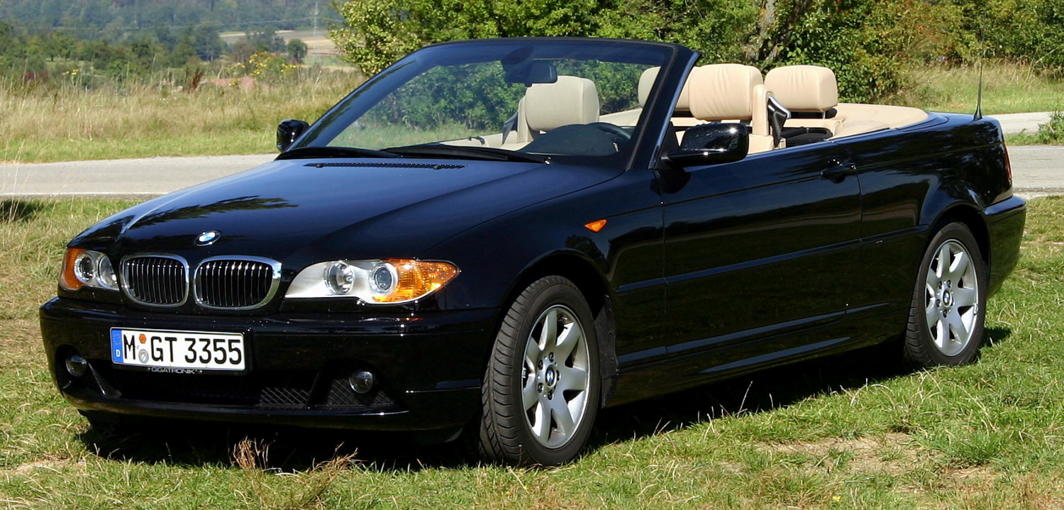 2005 bmw 3 series cabrio e46 pictures information and. Black Bedroom Furniture Sets. Home Design Ideas