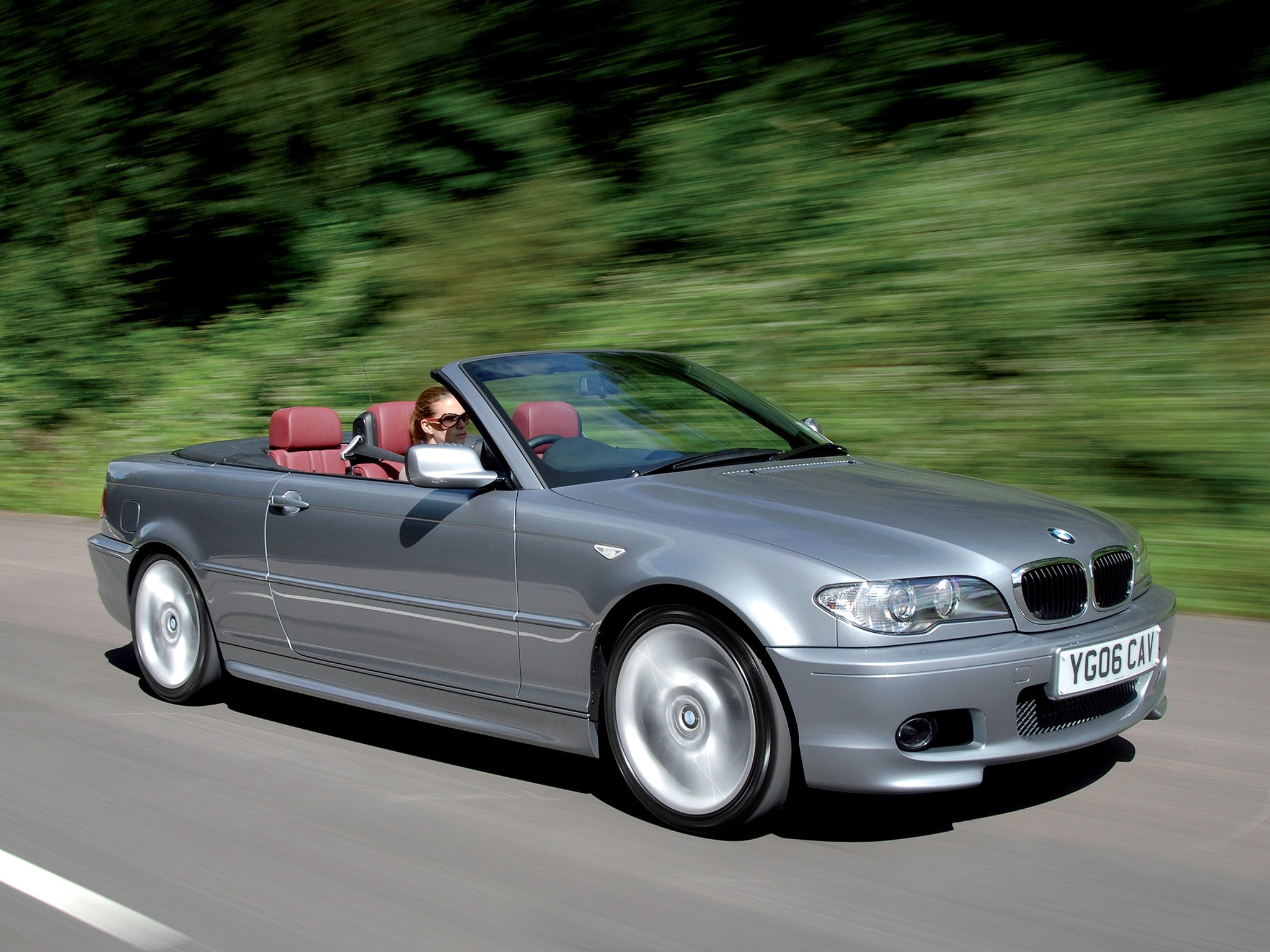 2006 bmw 3 series cabrio e46 pictures information and. Black Bedroom Furniture Sets. Home Design Ideas
