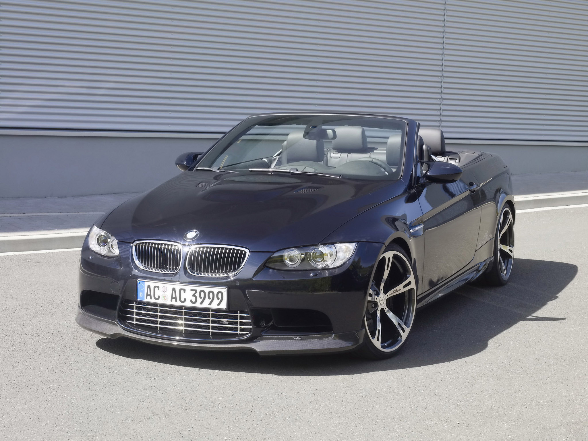 Cars bmw 3 series cabrio (e93) 2008
