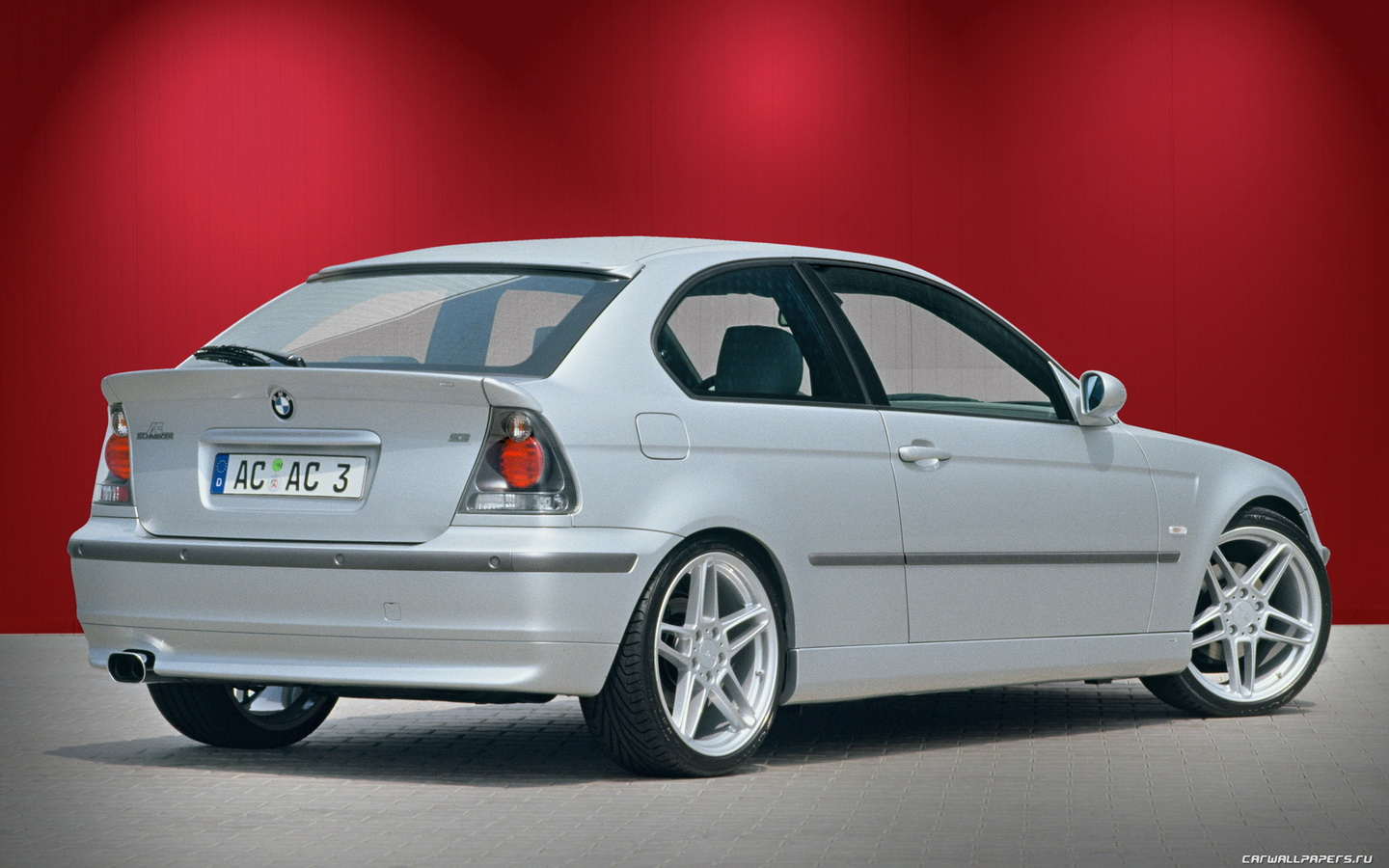 2003 Bmw 3 series compact (e46) – pictures, information and specs ...