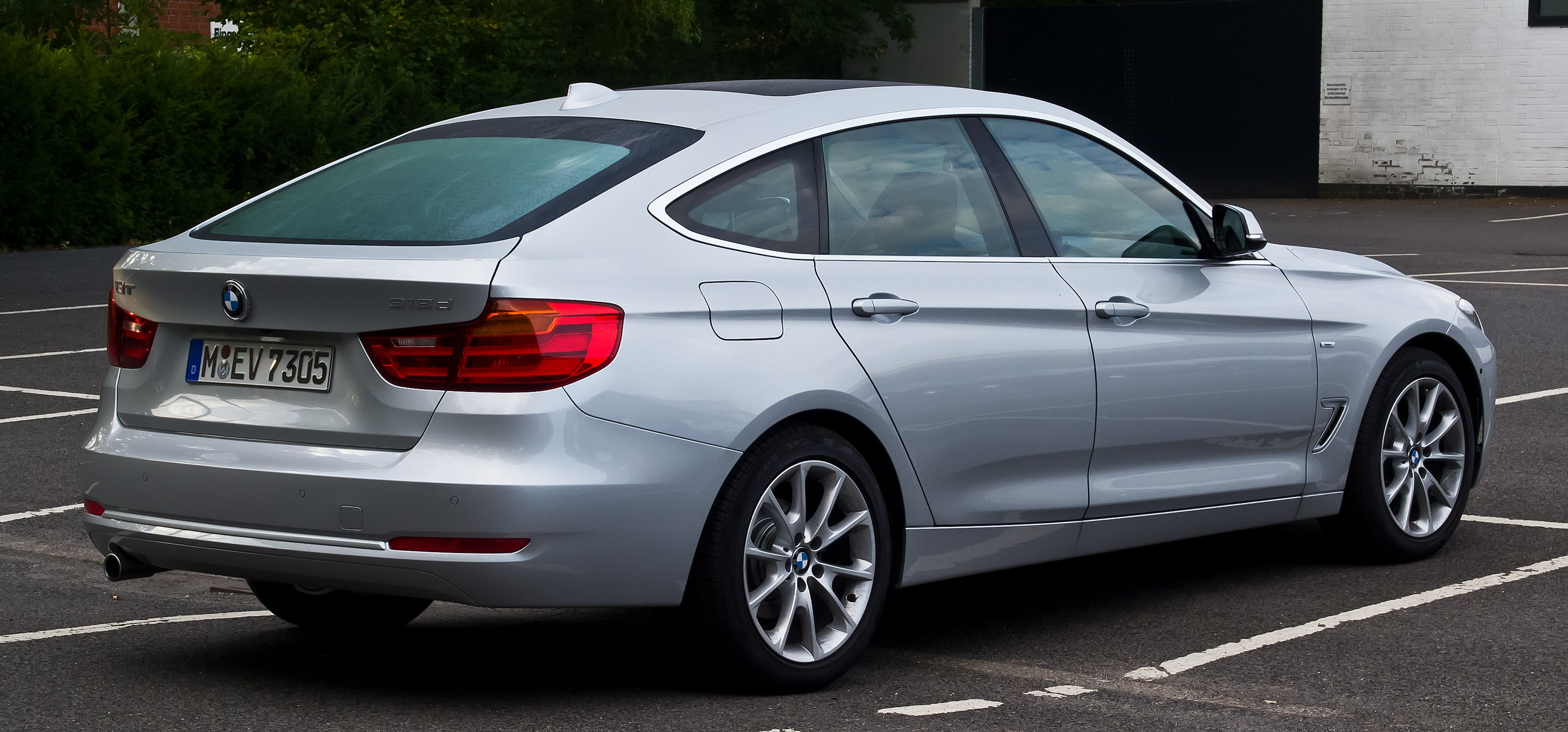 2014 bmw 3 series gran turismo f34 pictures information and specs auto. Black Bedroom Furniture Sets. Home Design Ideas