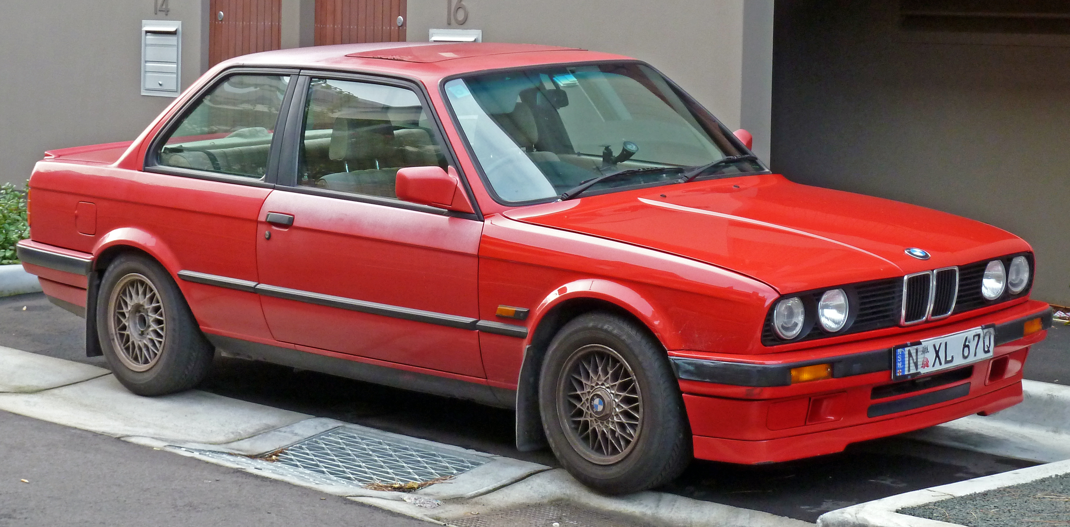 1990 Bmw 3 Series Touring E30 Pictures Information And Specs Auto Database Com