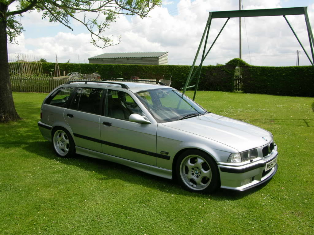 1998 Bmw 3 Series Touring E36 Pictures Information