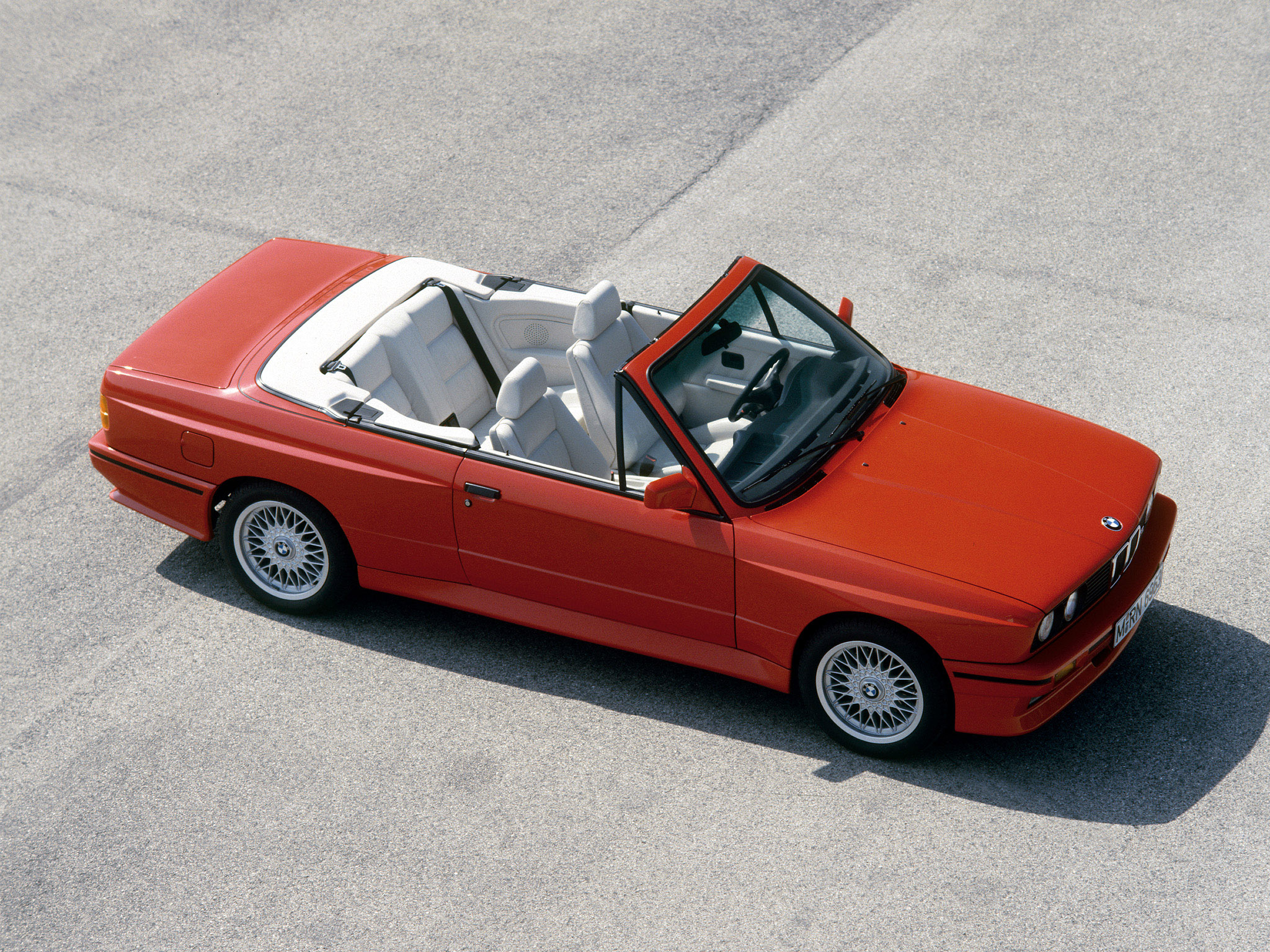 1991 Bmw M3 cabrio (e30) - pictures, information and specs ...