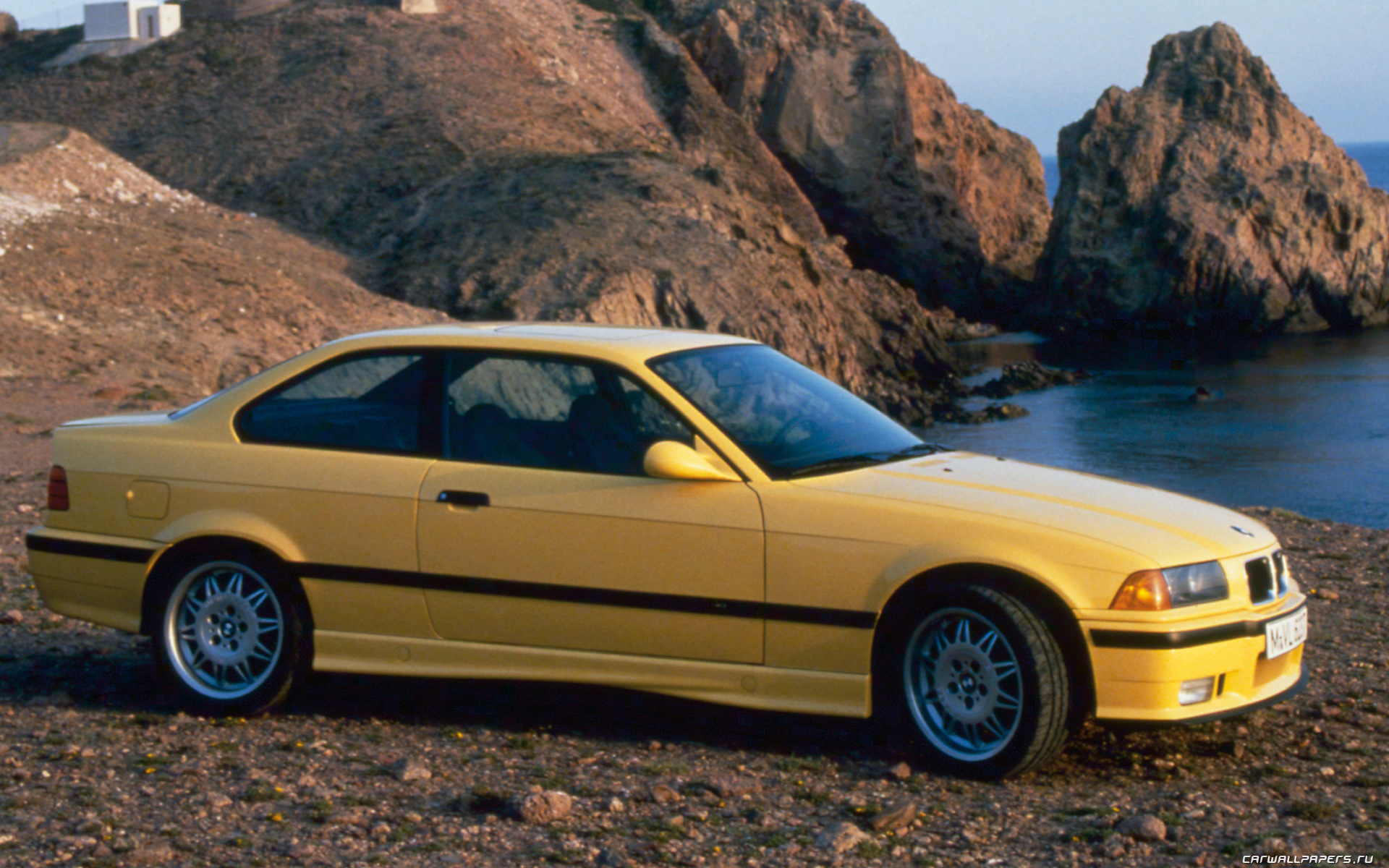 1992 Bmw M3 Coupe  E36   U2013 Pictures  Information And Specs