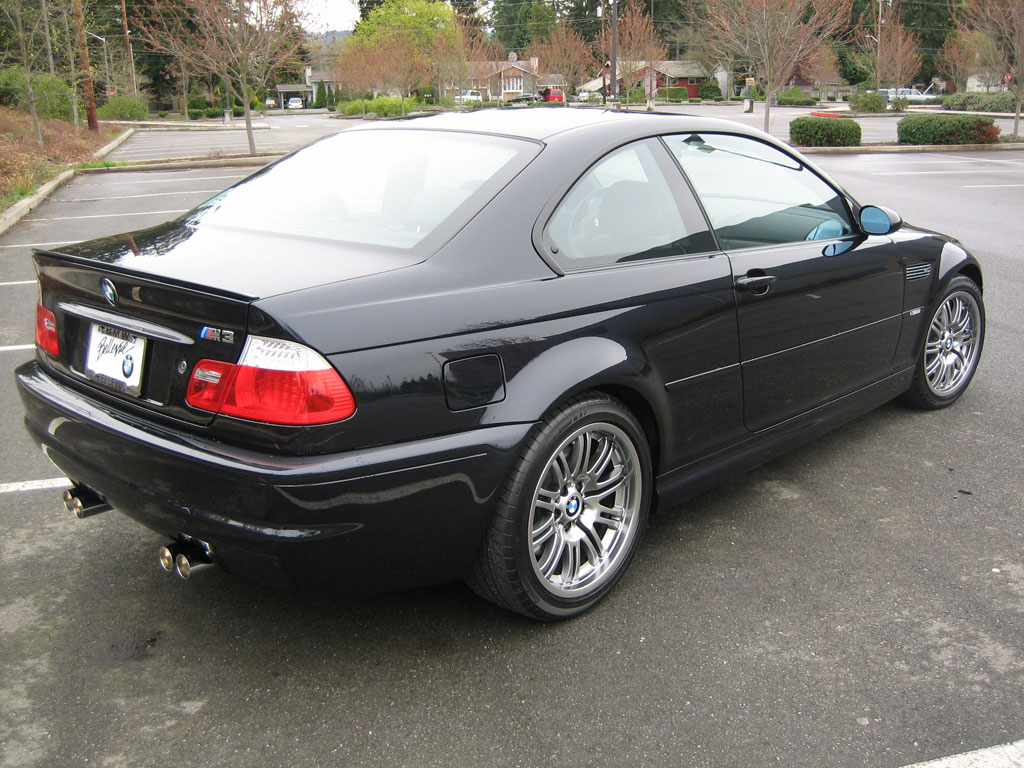 BMW 2001 bmw m3 coupe : 2001 Bmw M3 coupe (e46) – pictures, information and specs - Auto ...