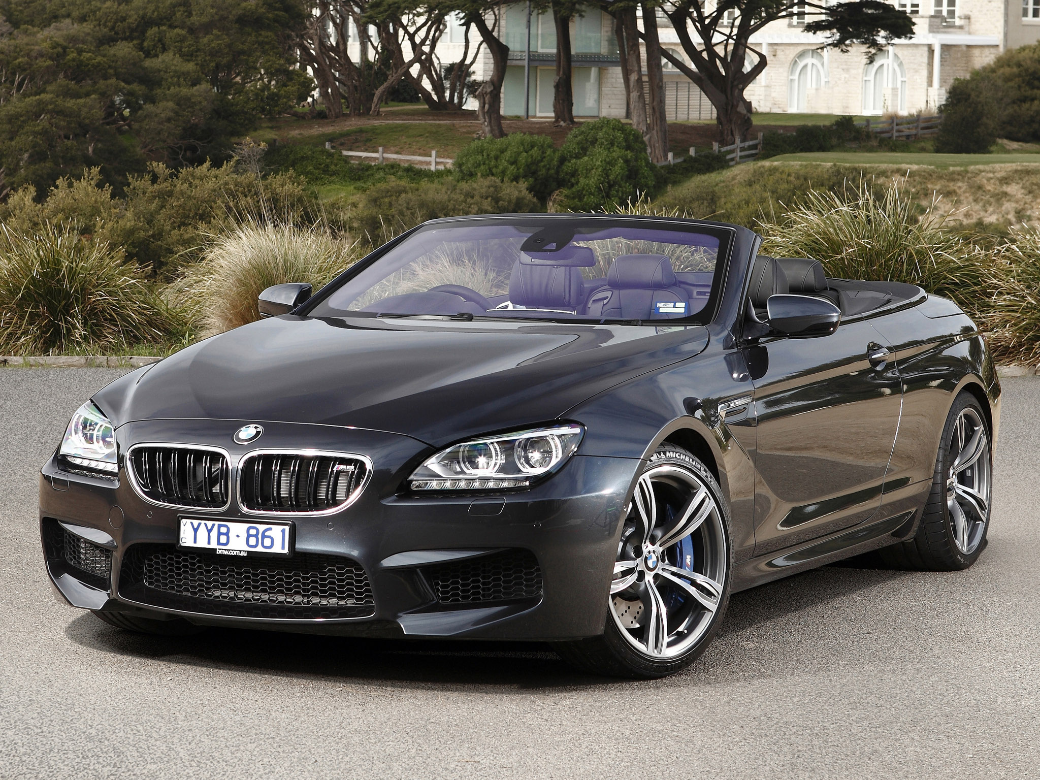 BMW 428I Convertible >> 2014 Bmw M6 convertible (f13) – pictures, information and specs - Auto-Database.com