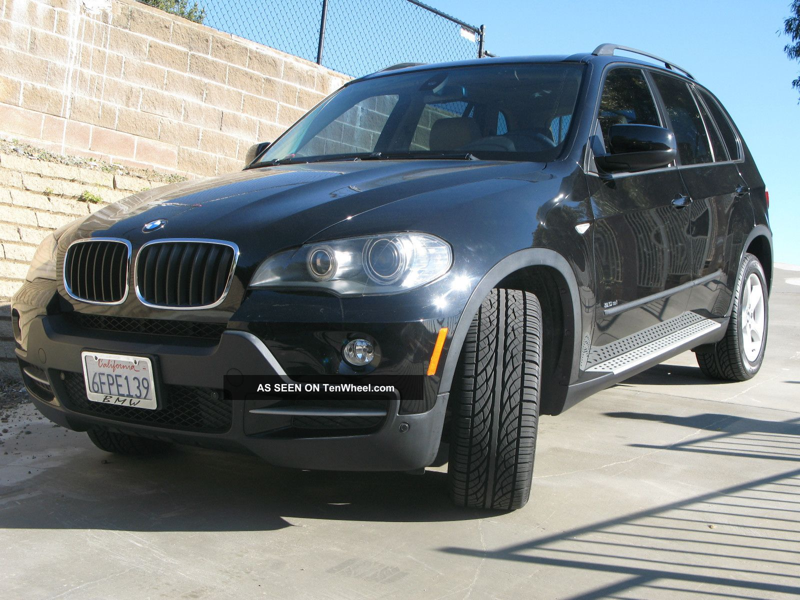 2007 Bmw X5 (e70) - pictures, information and specs - Auto-Database.com