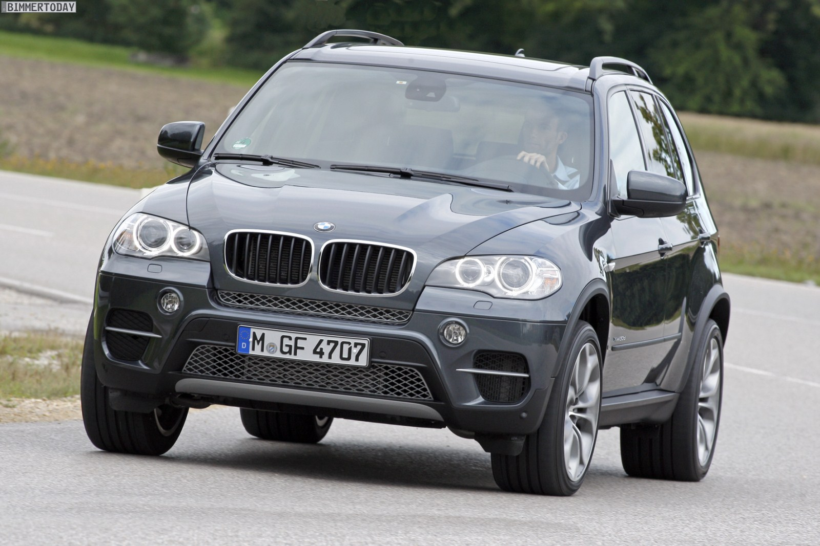 2012 Bmw X5 (e70) - pictures, information and specs - Auto ...