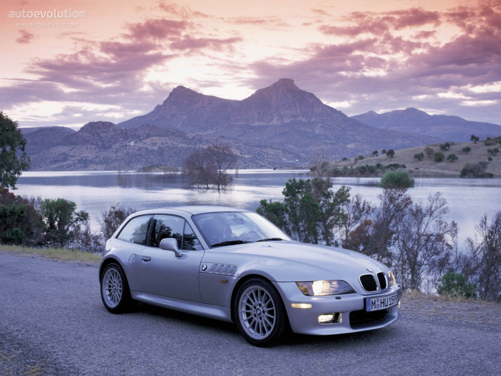 Cars bmw z3 coupe 1998 #7