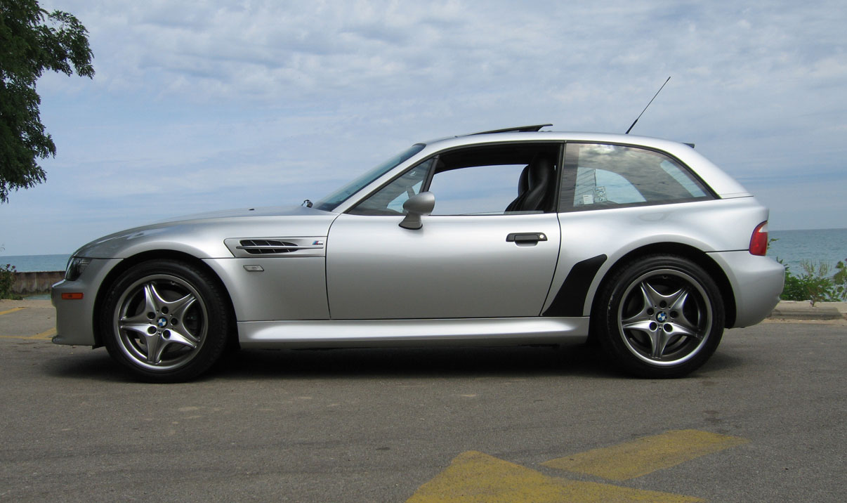 Cars bmw z3 coupe 2000 #9