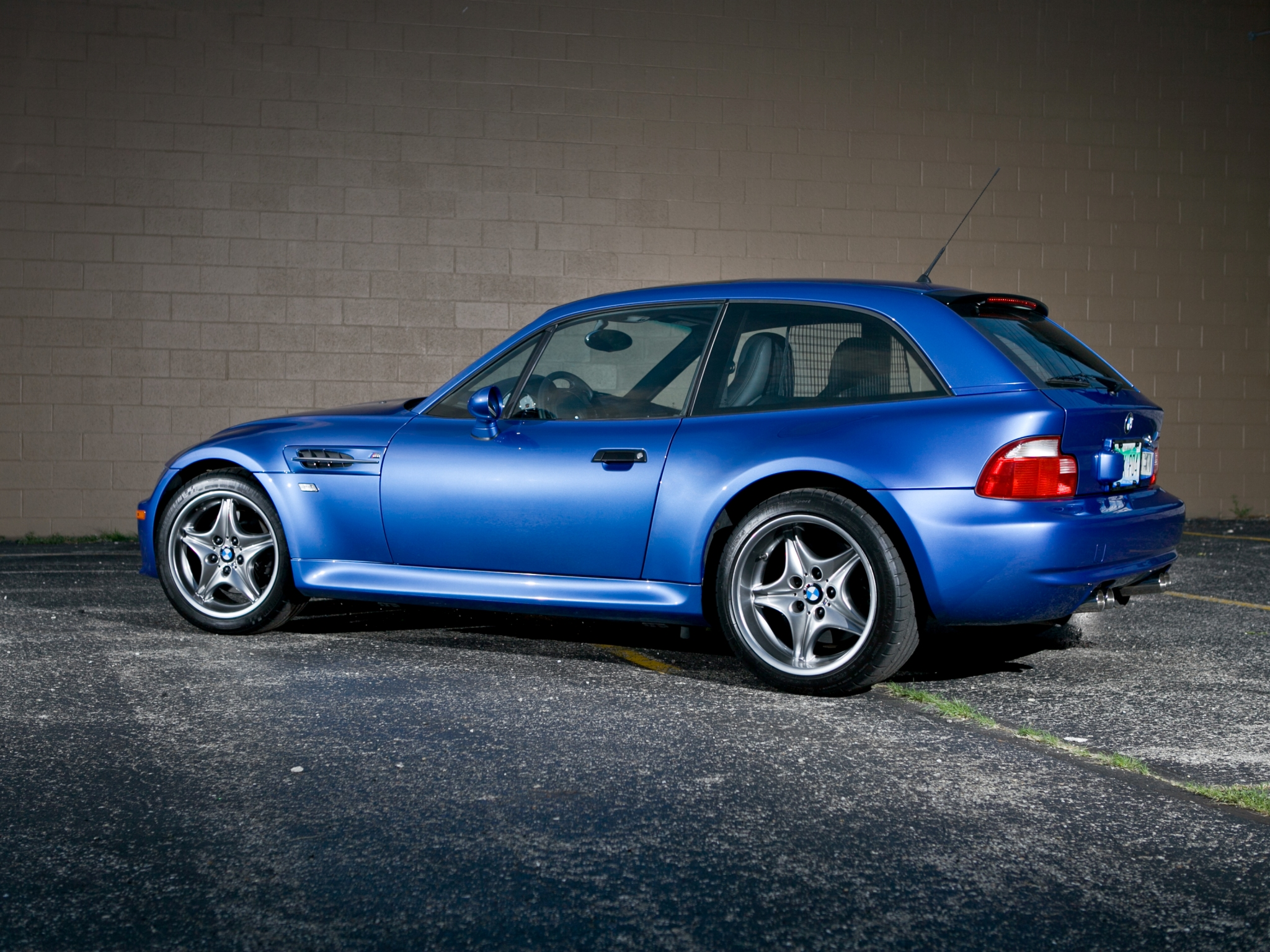Cars bmw z3 m coupe 2001