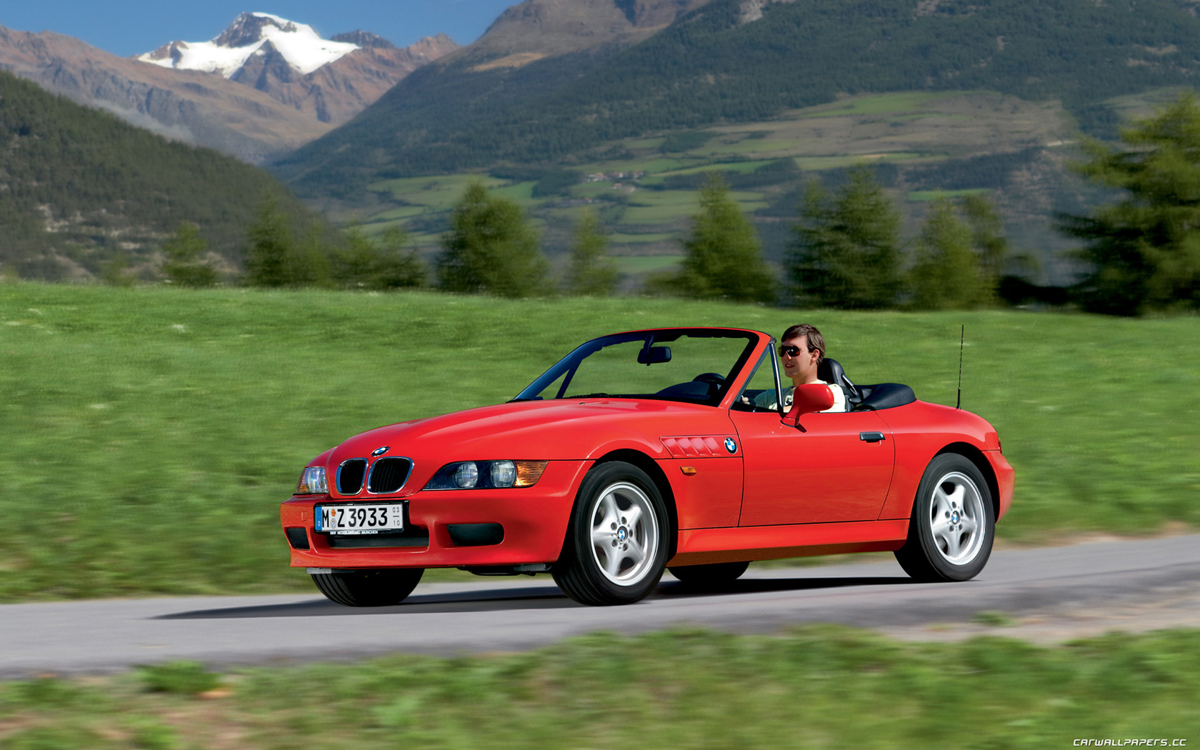 Cars bmw z3 roadster 1995