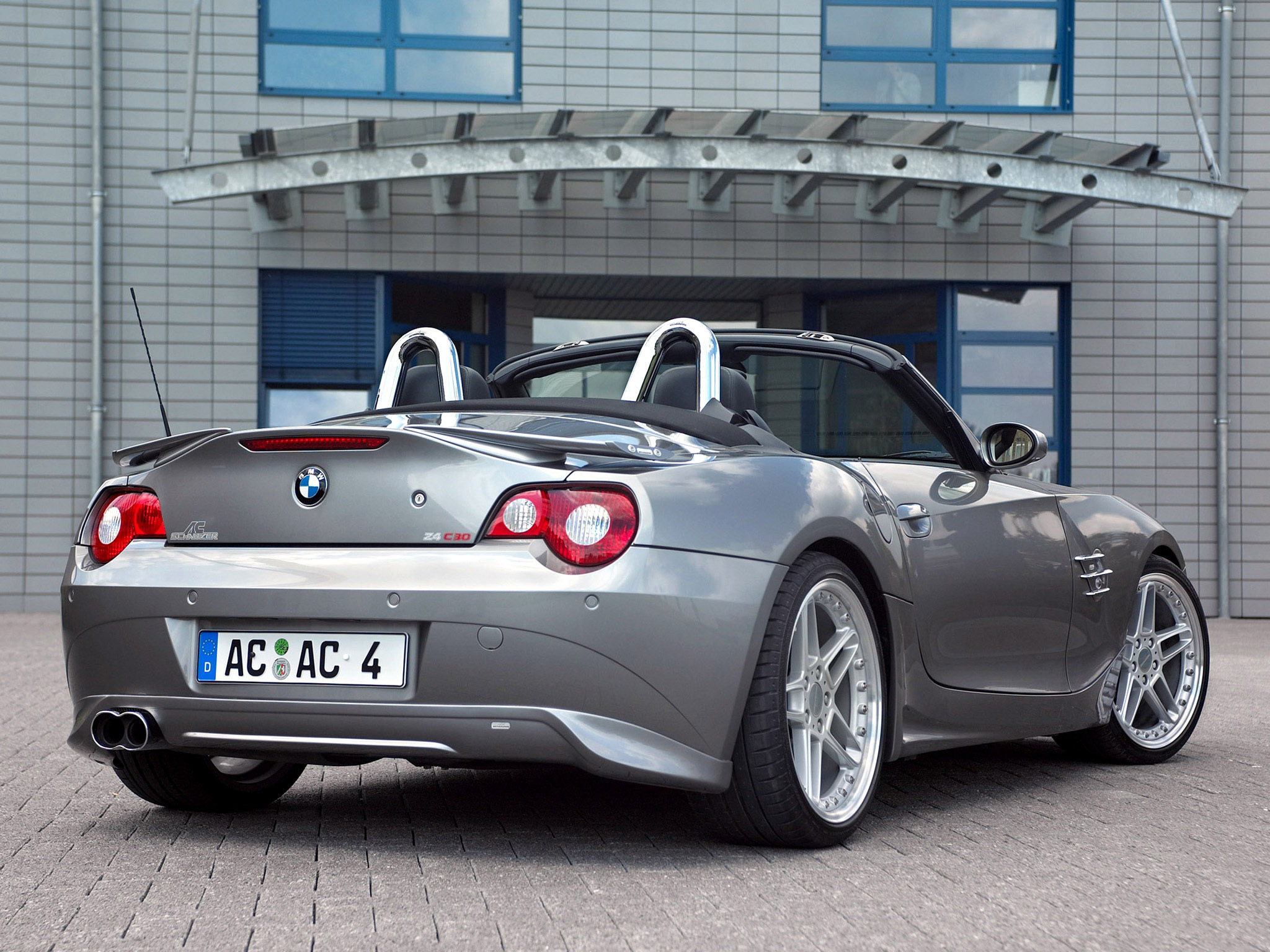 2005 Bmw Z4 E85 Pictures Information And Specs Auto