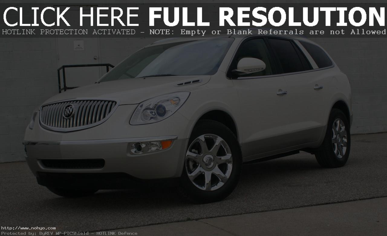 Cars buick enclave 2010