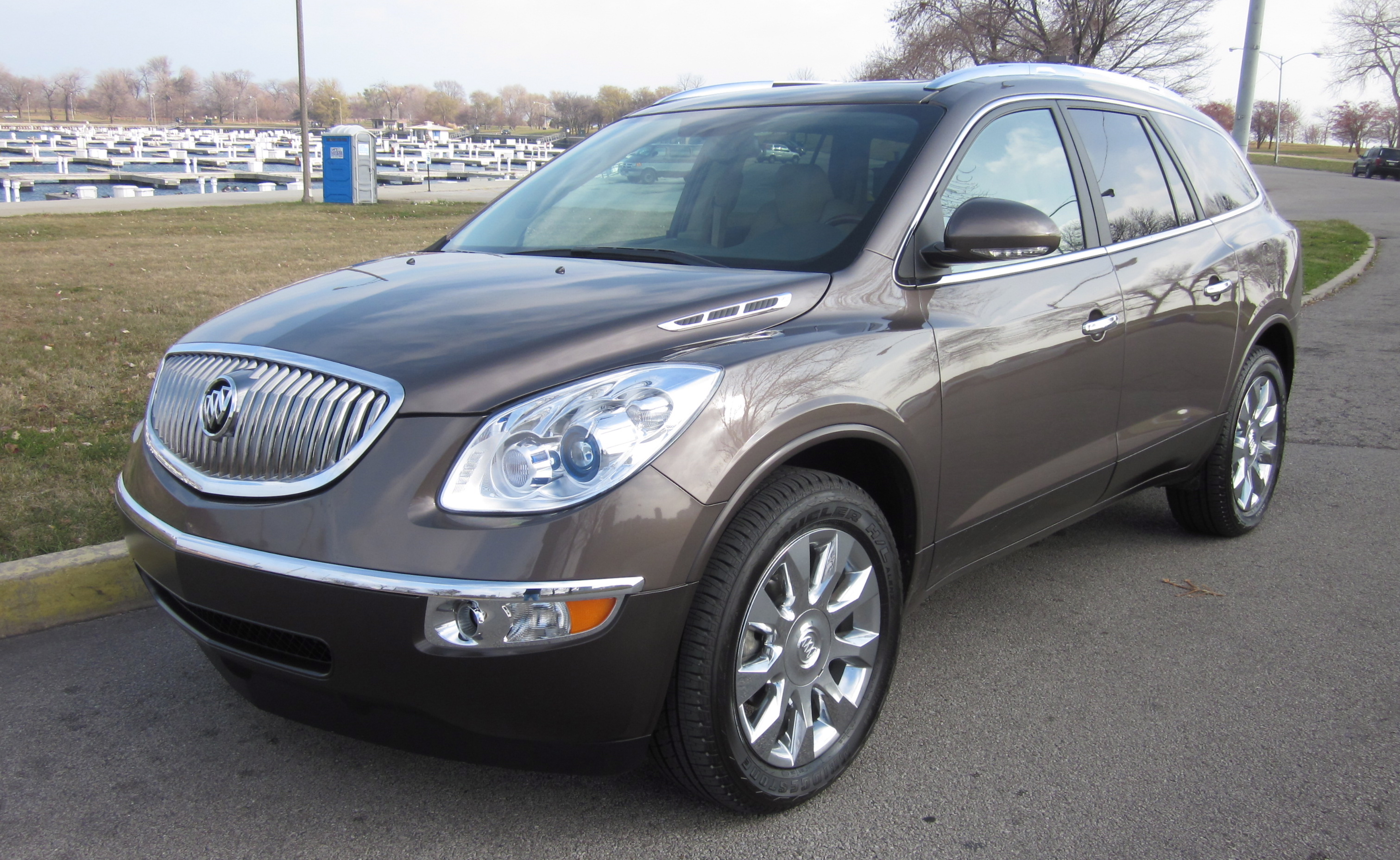 2011 buick enclave pictures information and specs auto. Black Bedroom Furniture Sets. Home Design Ideas