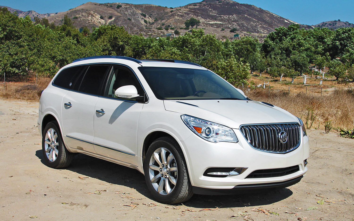 Cars buick enclave