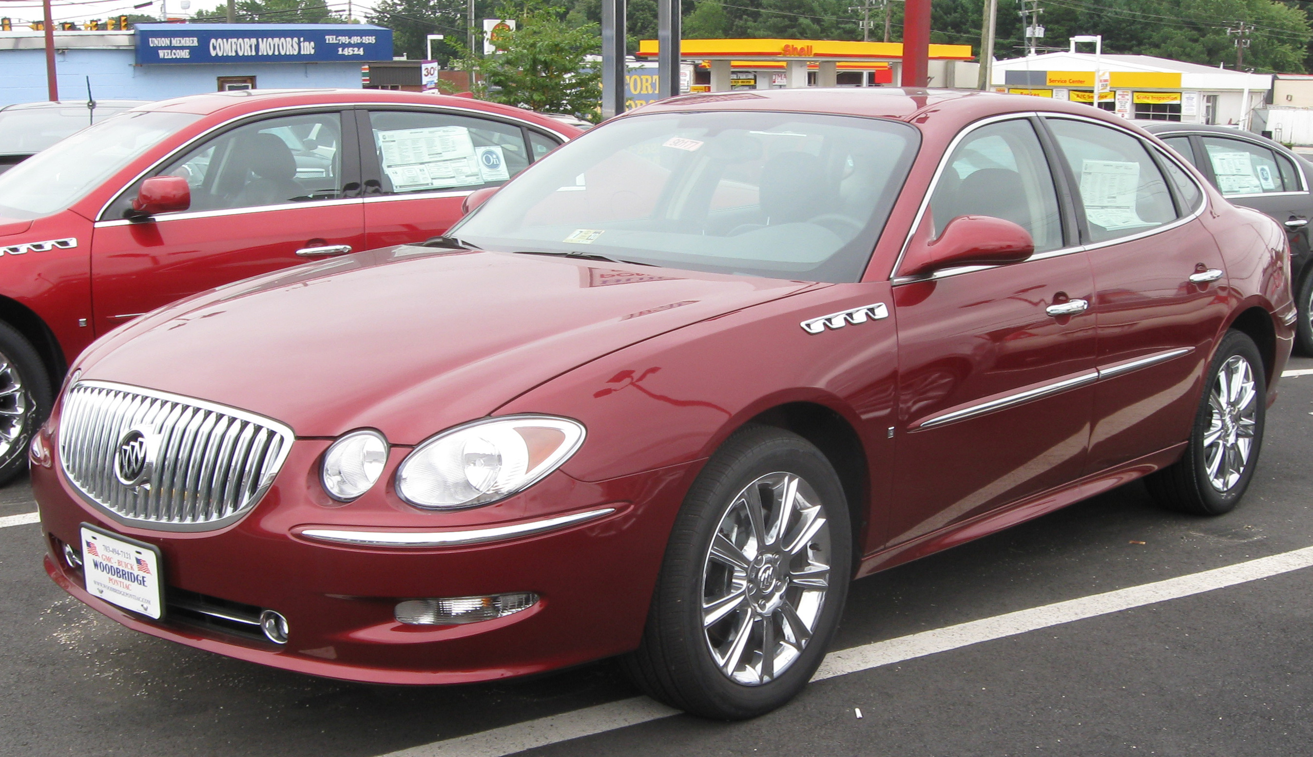 Cars buick lacrosse 2004 #4