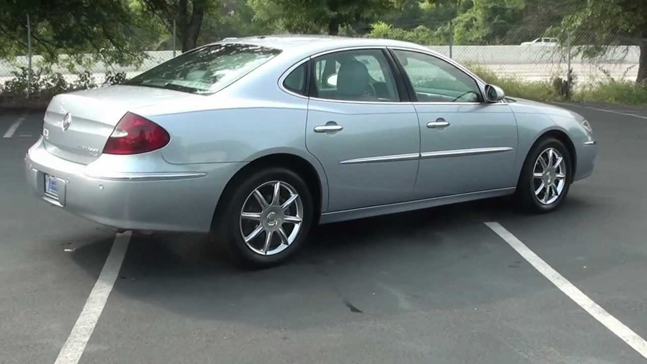2005 Buick Lacrosse – pictures information and specs