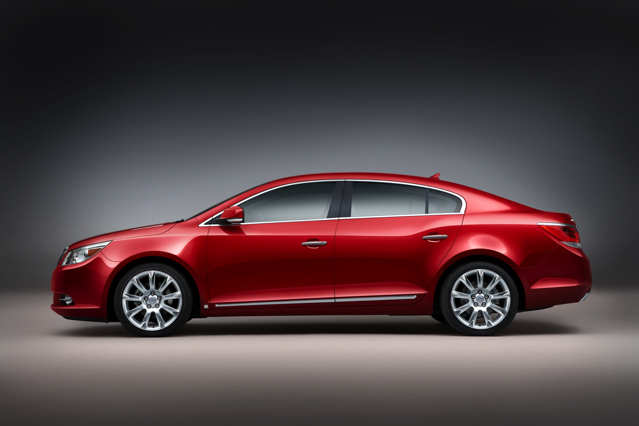 Cars buick lacrosse #3
