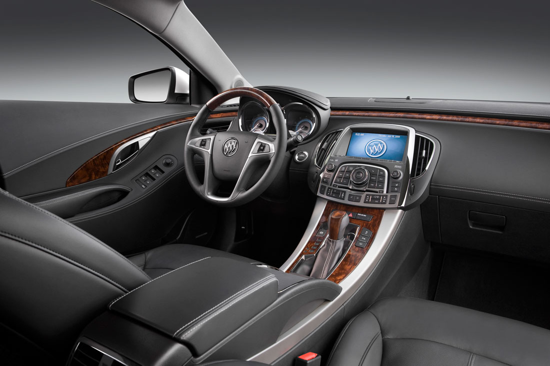 Cars buick lacrosse #11