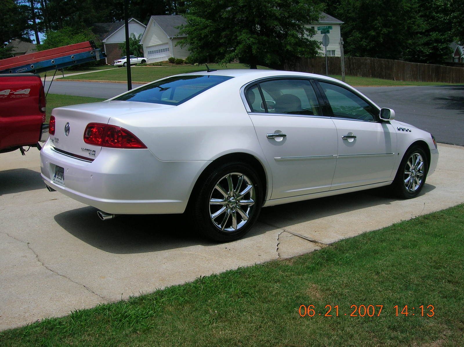 2007 Buick Cxs Images  Reverse Search