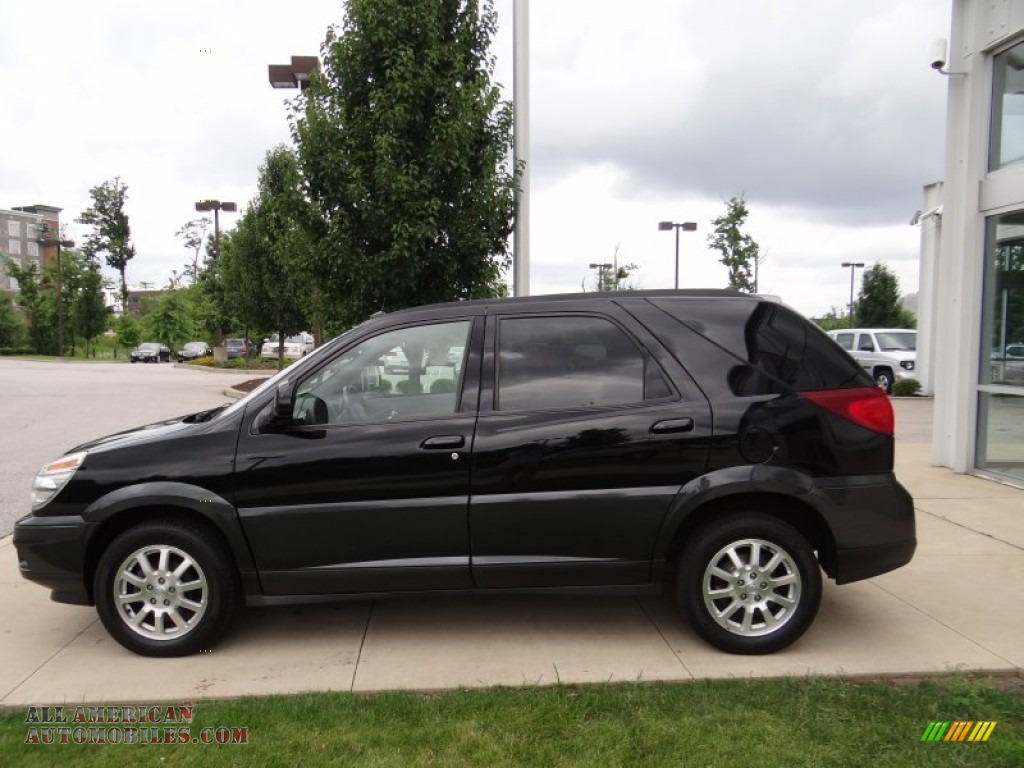 Cars Buick Rendezvous 2005 12