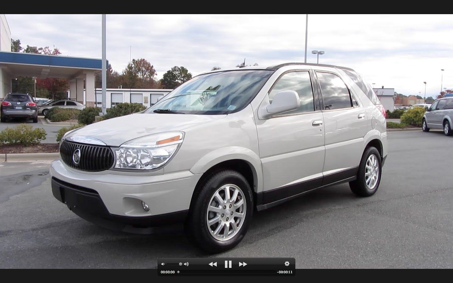 Cars buick rendezvous #9